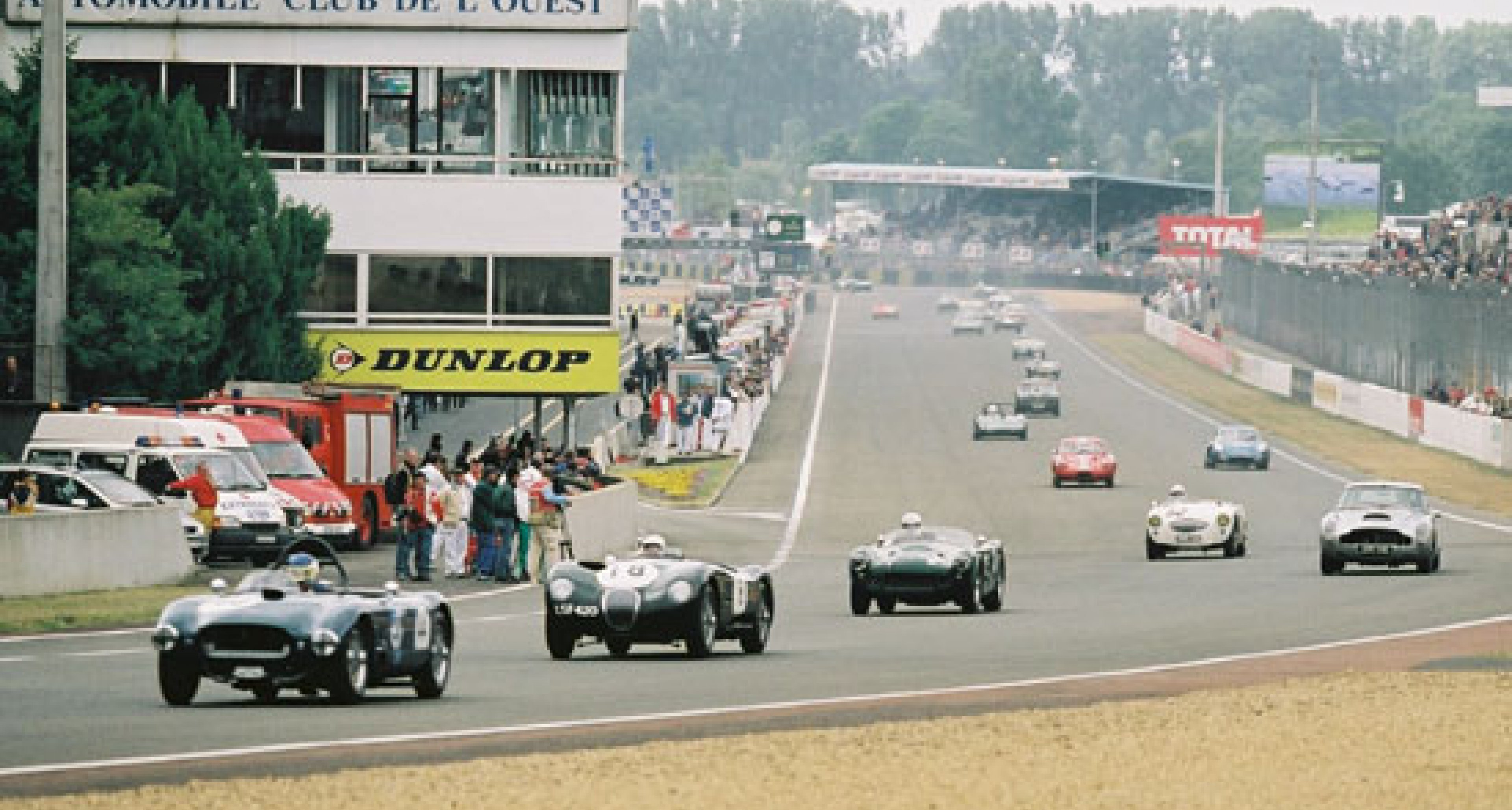 Le Mans Legends – Details für 2003
