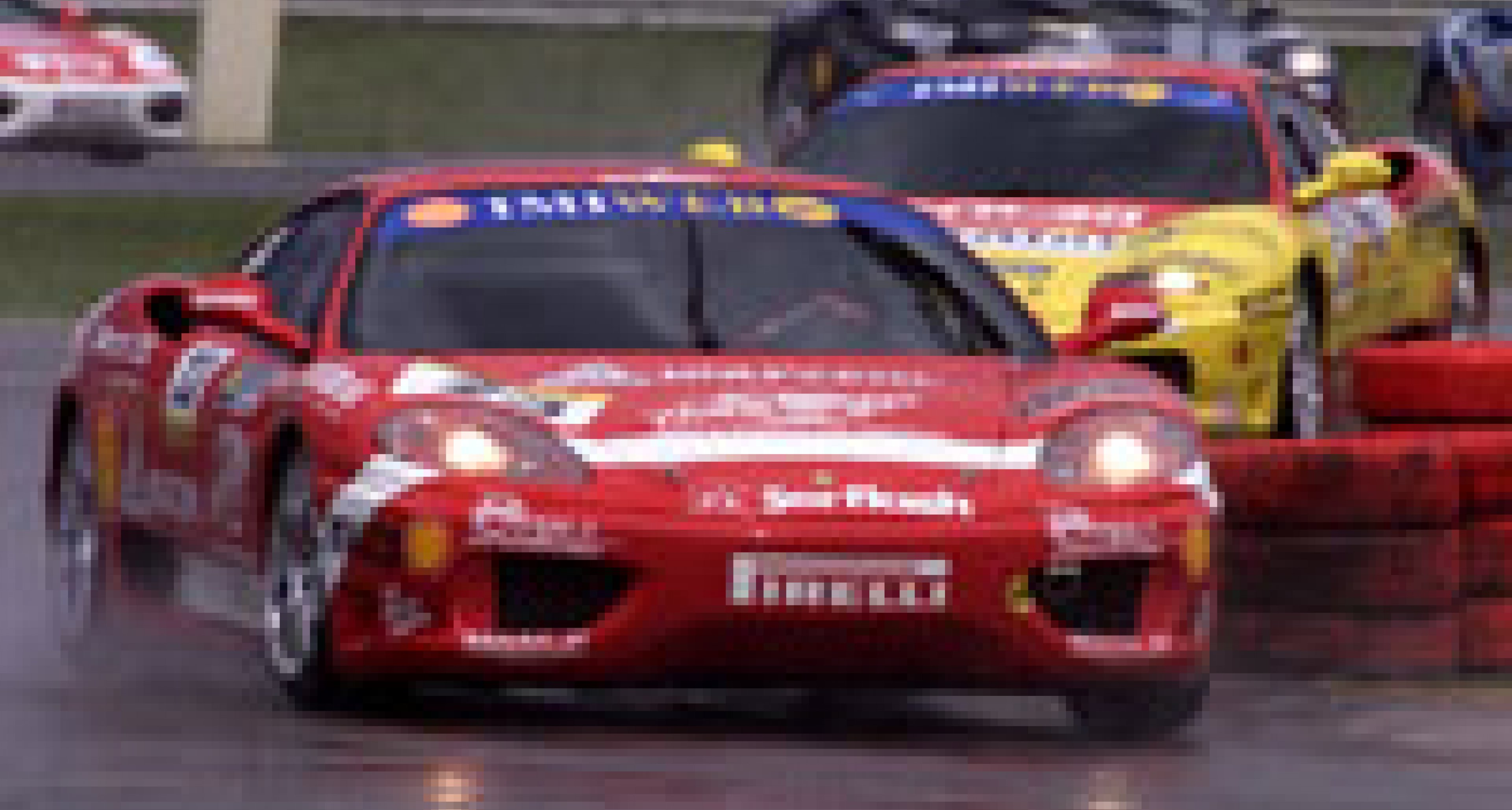 """Tutte le Ferrari a Misano"" Oktober 2002"