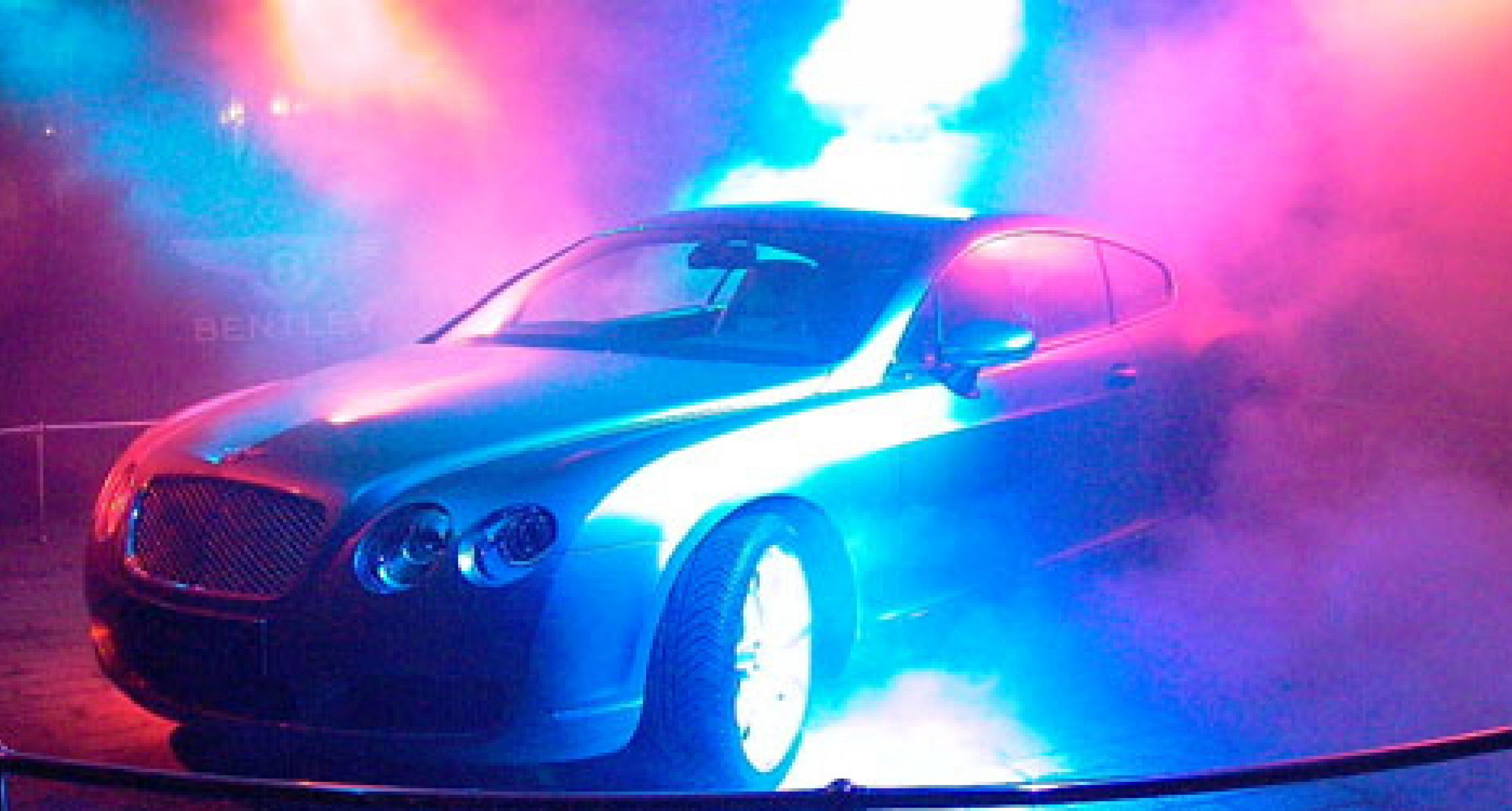 Bentley Continental GT Launch - London 15 Oct 02