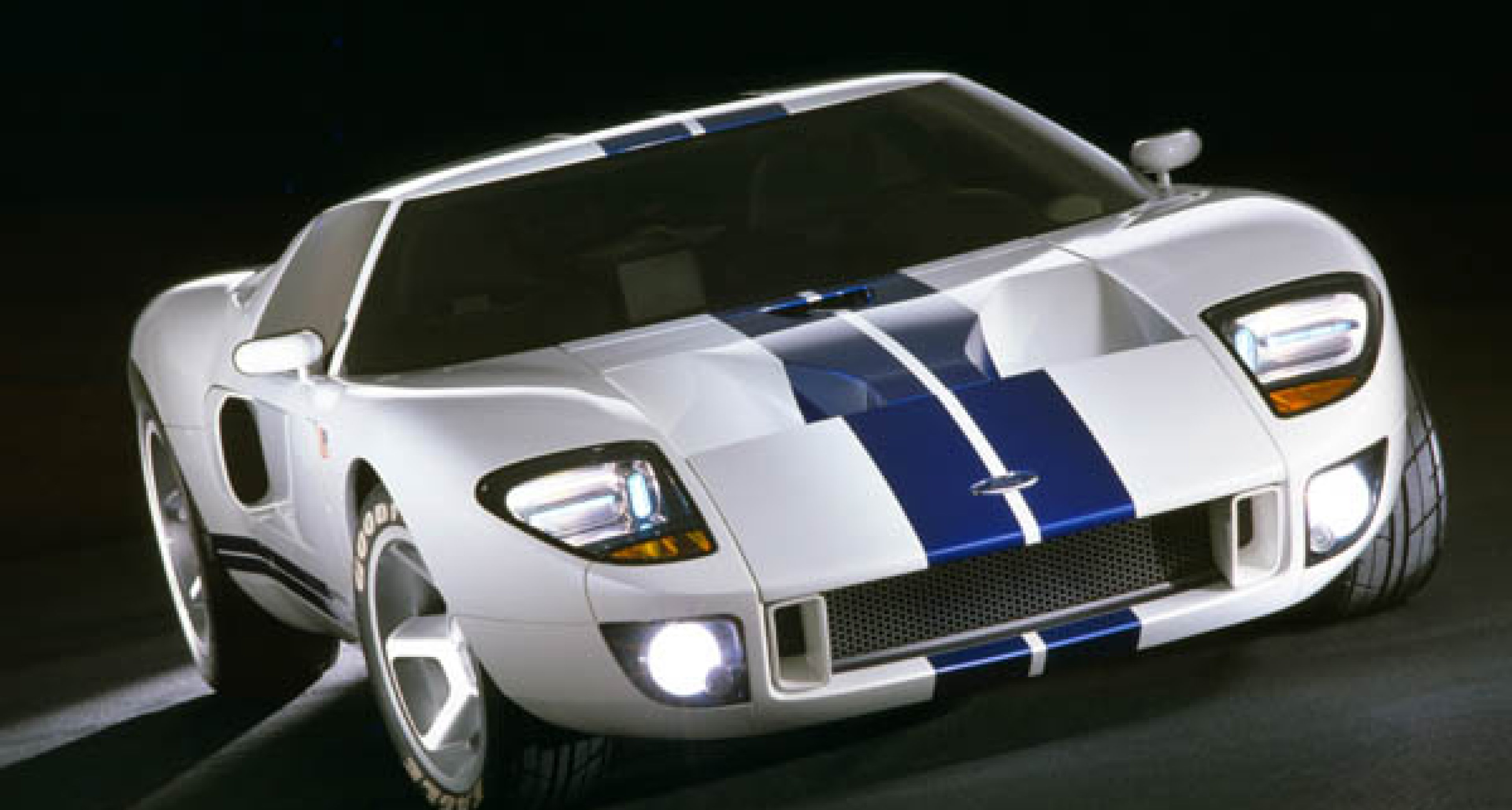 Ford Gt40 2003 S Structure And Price Guide Announced