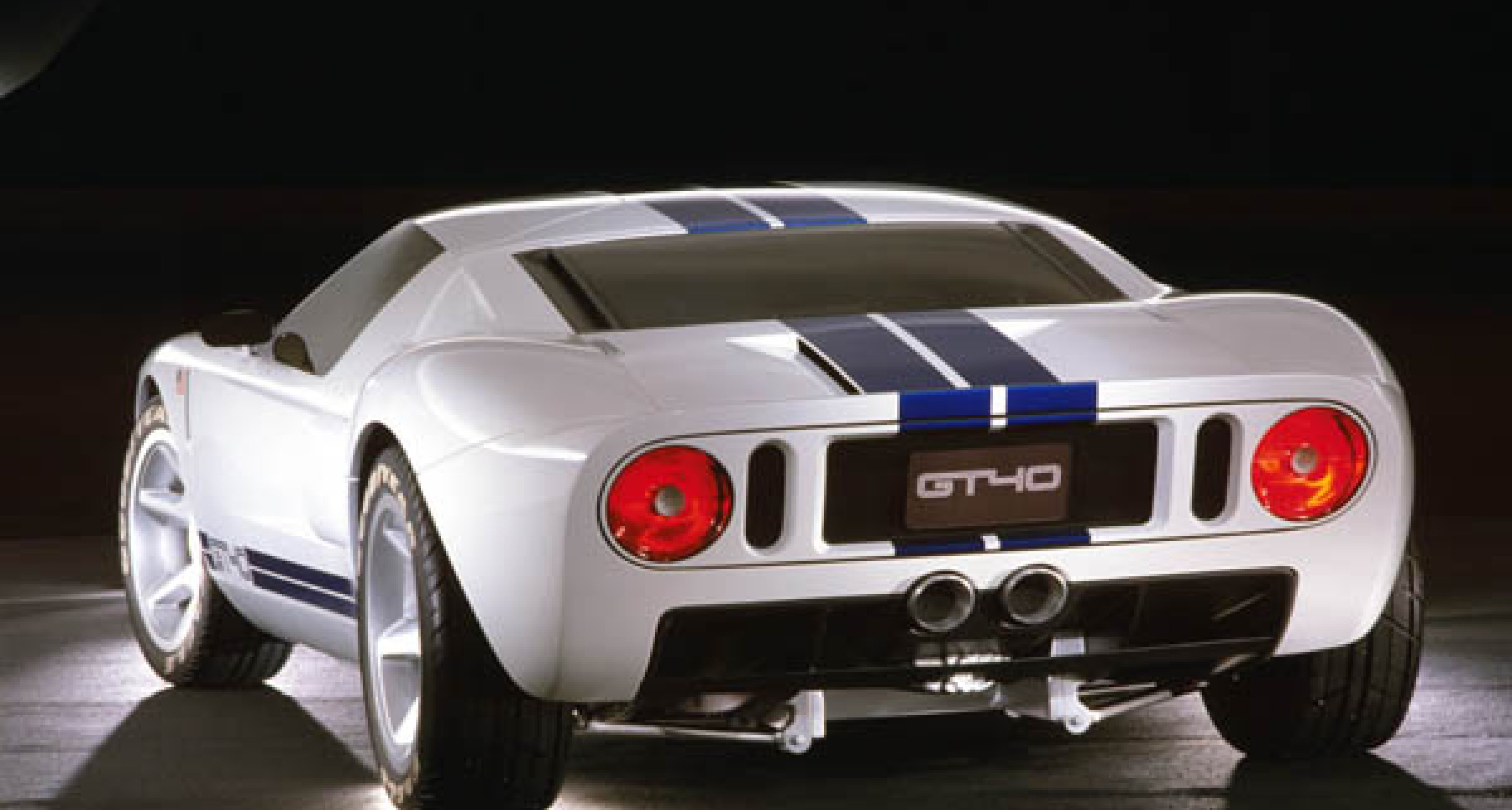 Ford GT40 2003 - sales structure and price guide announced