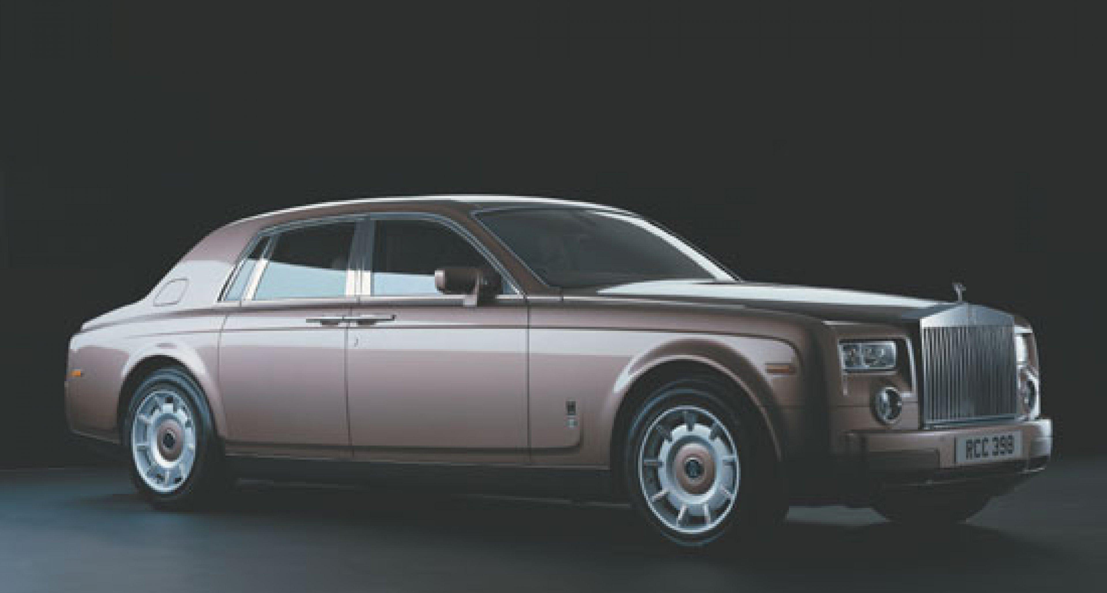 Goodwood launch for all new Rolls-Royce Phantom