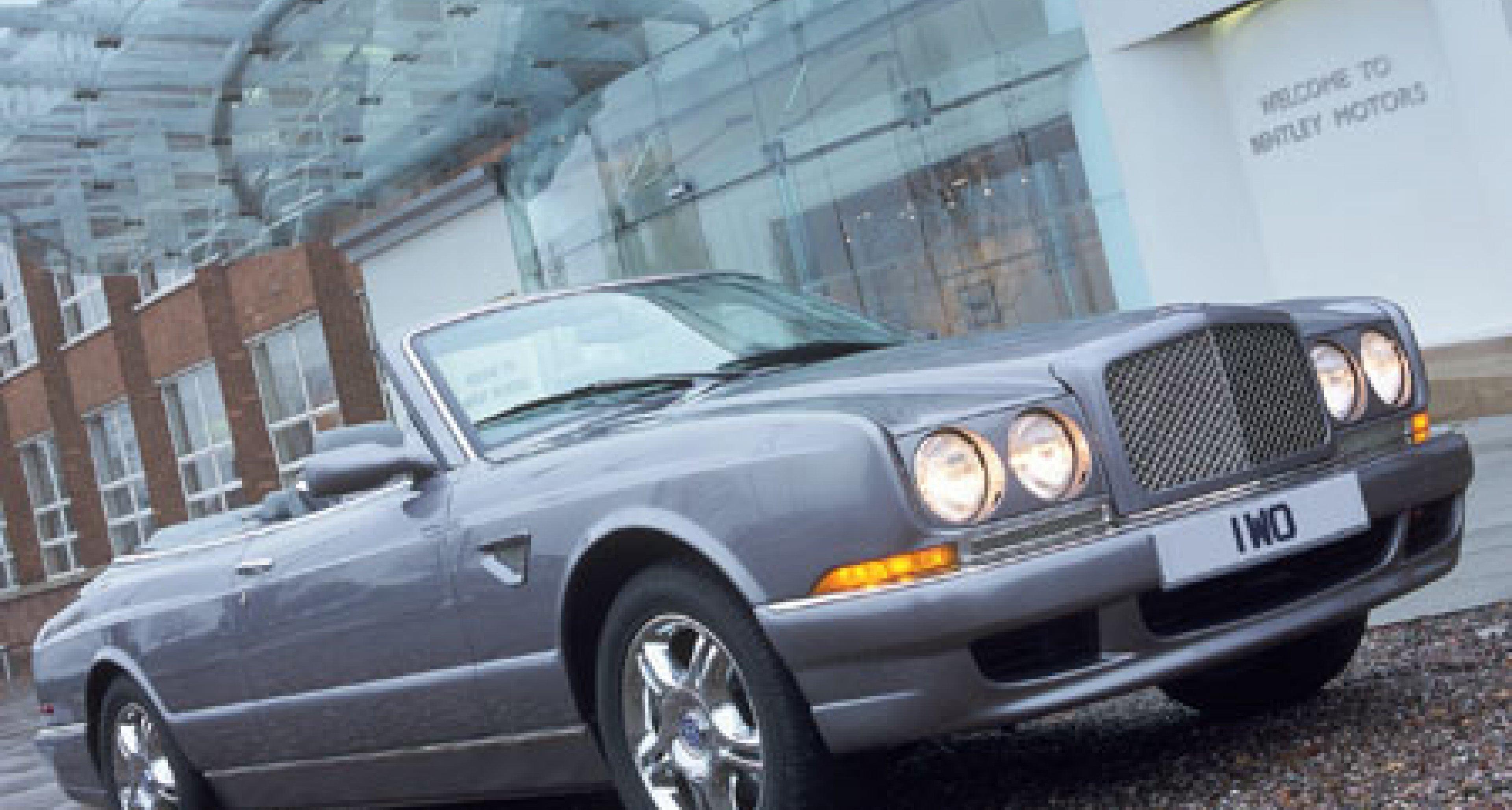 """Bentley Continental R und Azure – """"Final Series""""-Editions"""