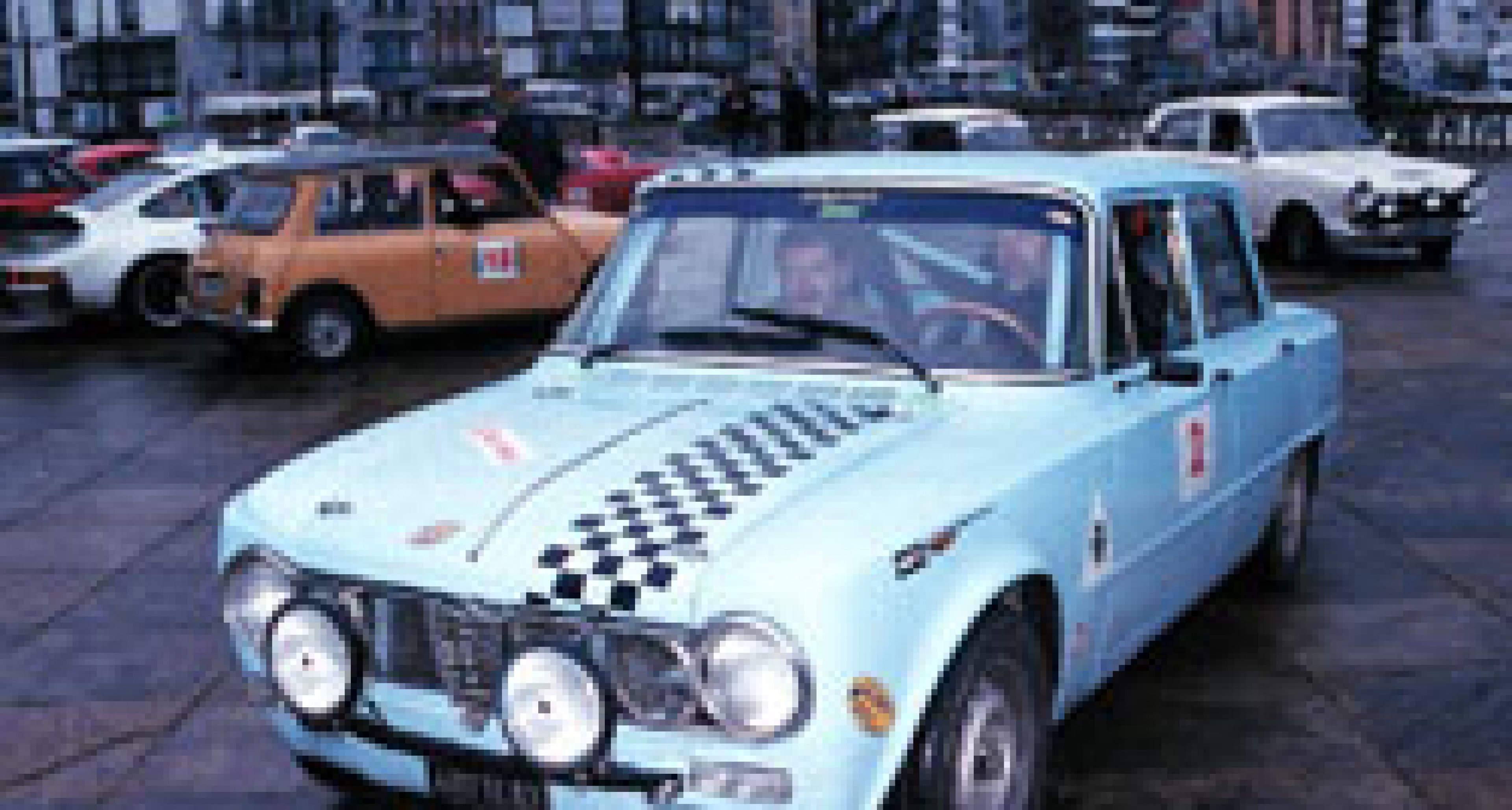 English victory on Rallye Costa a Costa - Spain