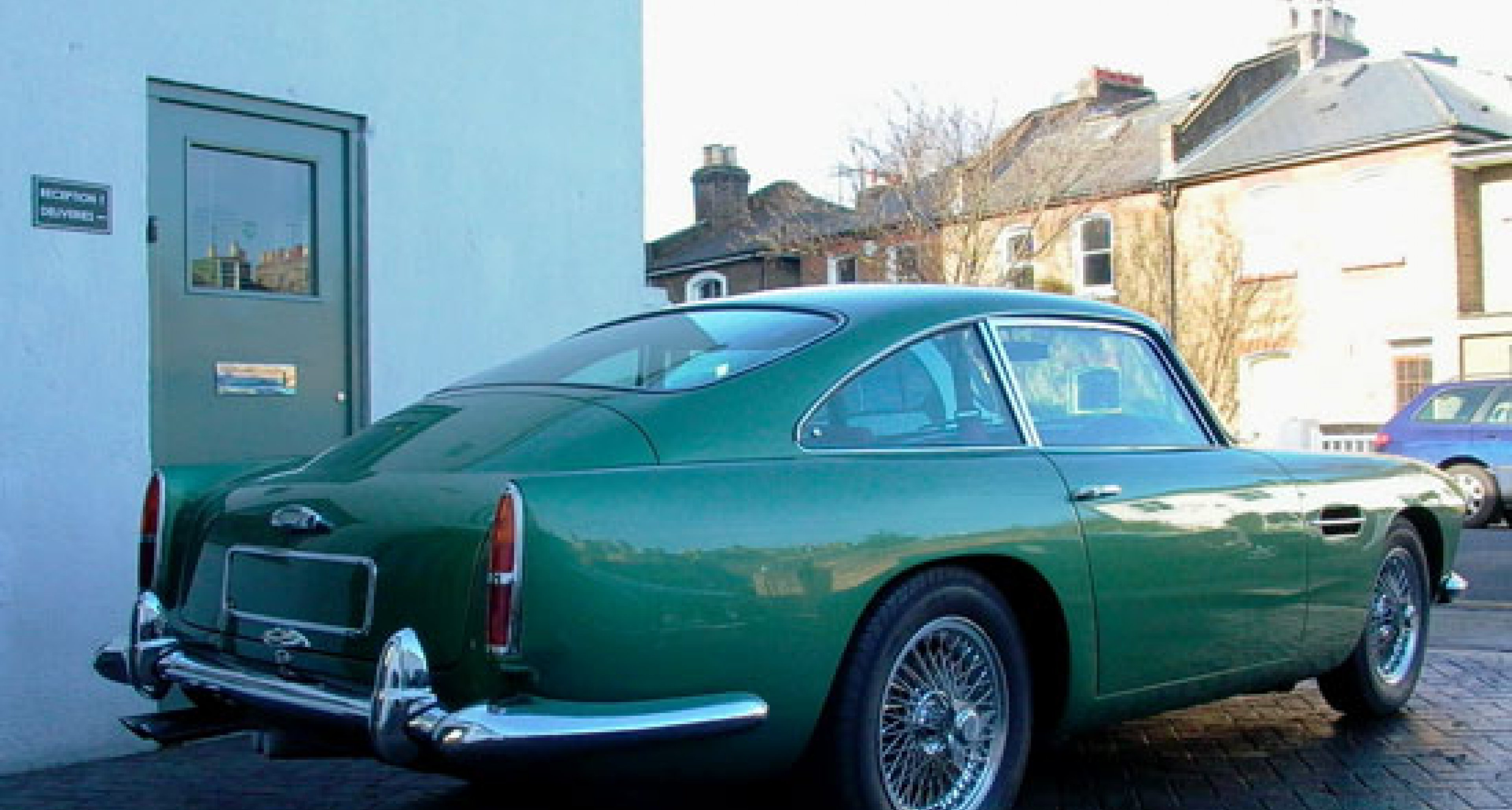 Aston Martin DB4 by Beacham