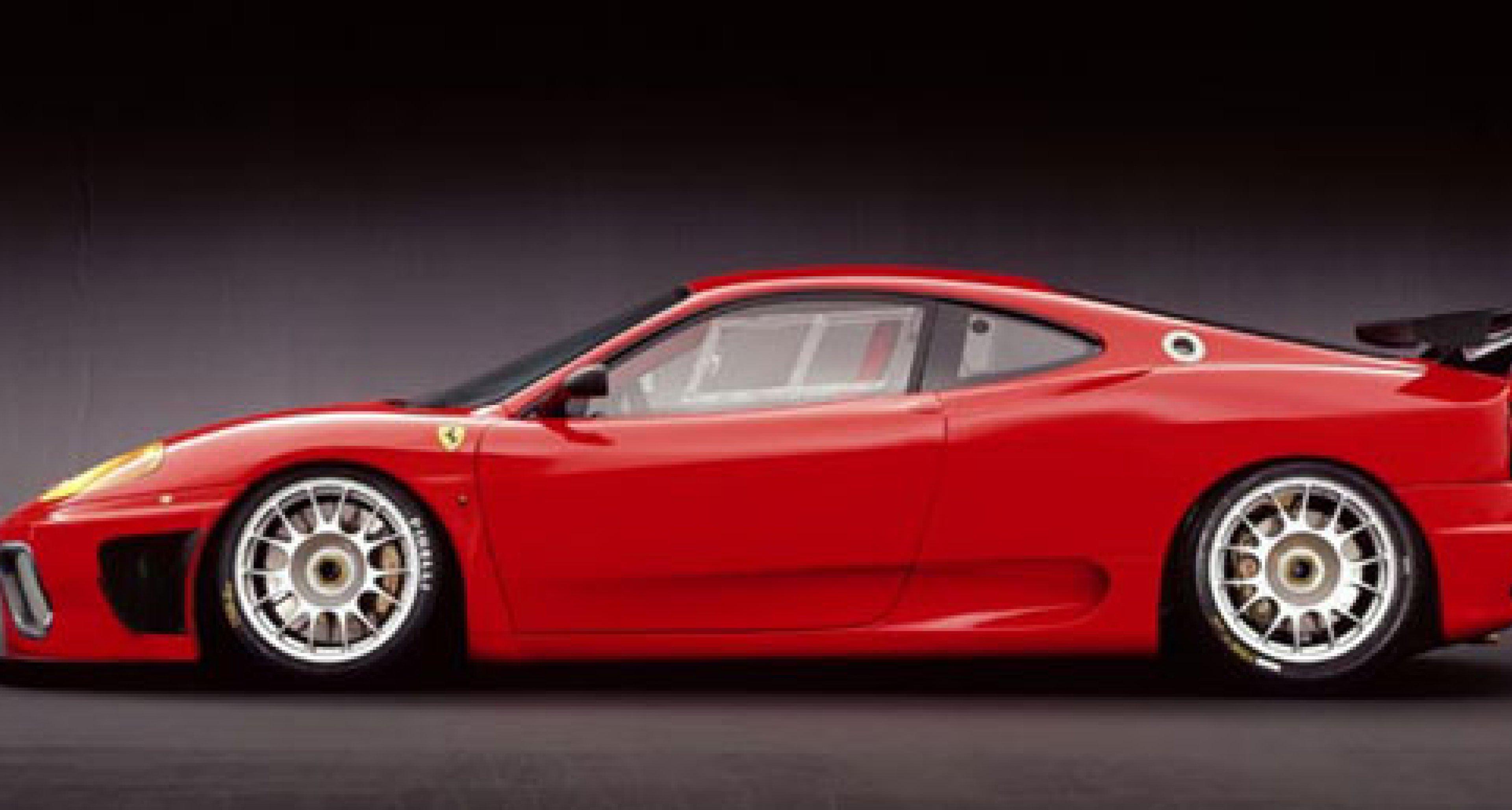 Famous Ferrari Team 'Maranello Concessionaires' returns to racing in 2003