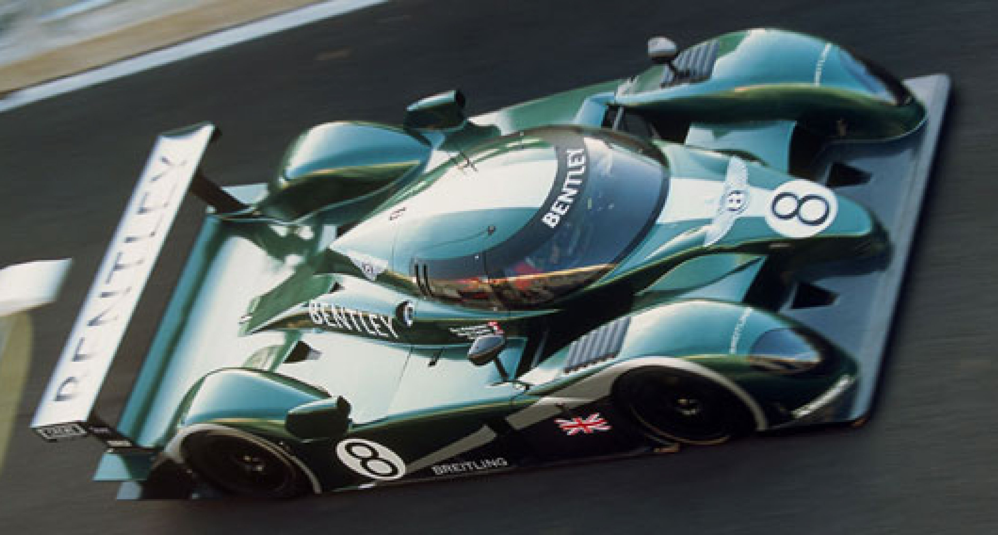 Team Bentley in 2003 - from Sebring to Le Mans