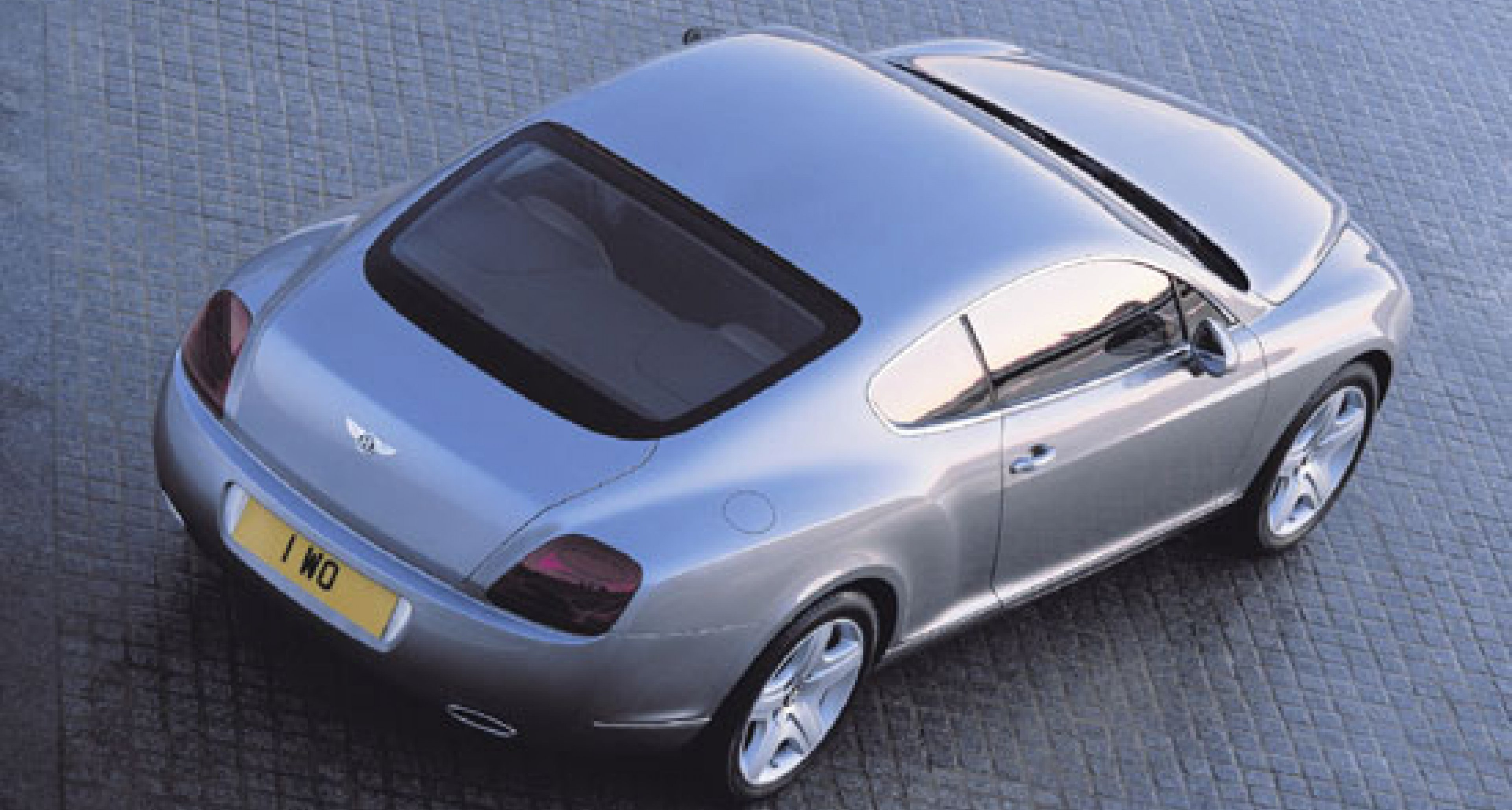 March 2003 - New Bentley Continental GT Prices confirmed