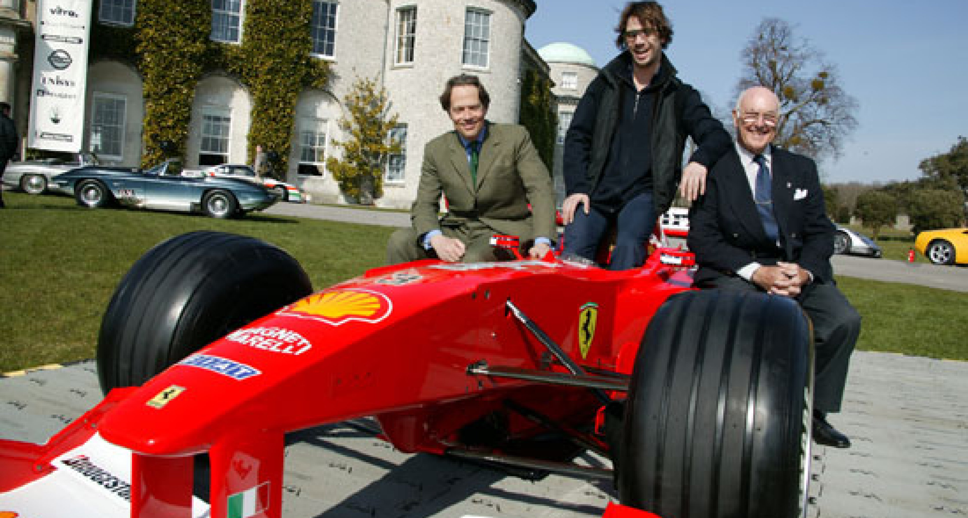 Goodwood Festival of Speed 2003 - Preview