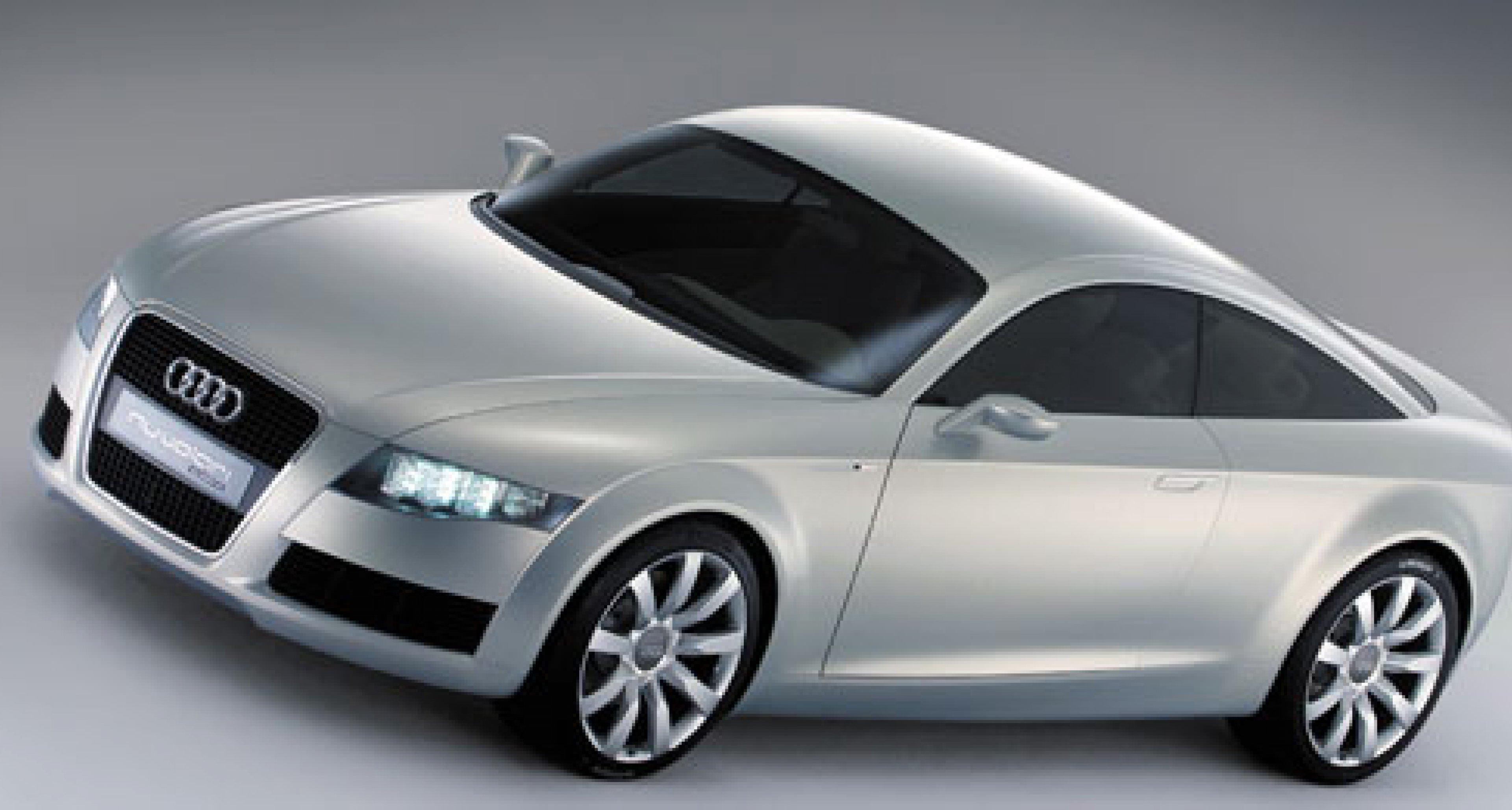 Audi Nuvolari quattro - New at Geneva