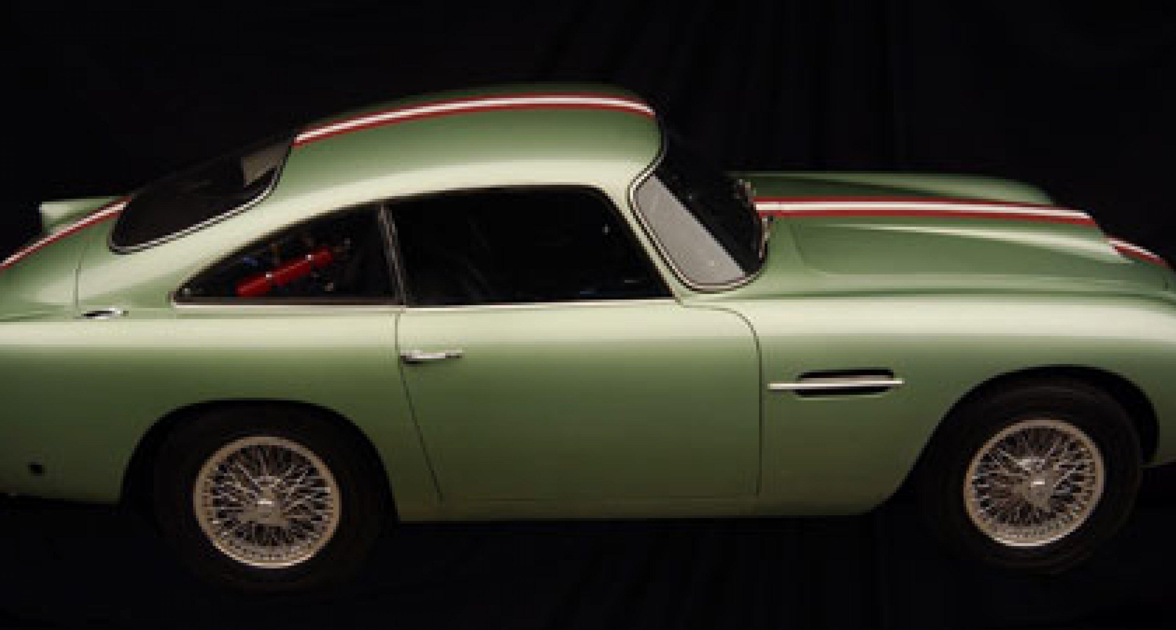 Bonhams Aston Martin Auktion 2003 - Vorschau