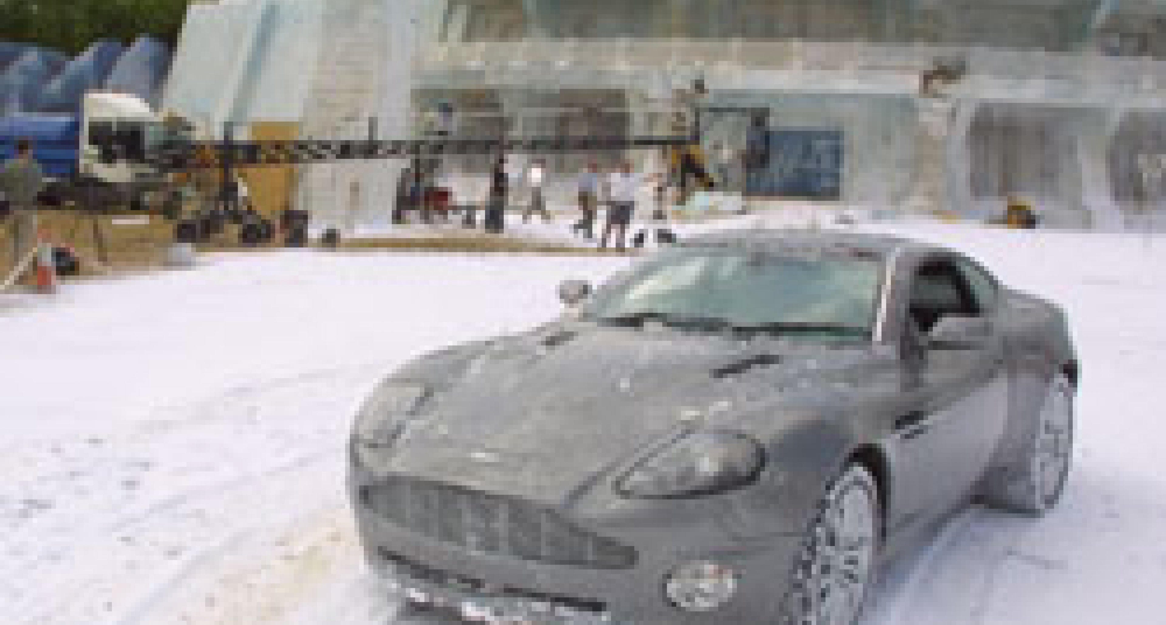10th May 2003 - Auction Preview - Bonhams Aston Martin Sale at Newport Pagnell