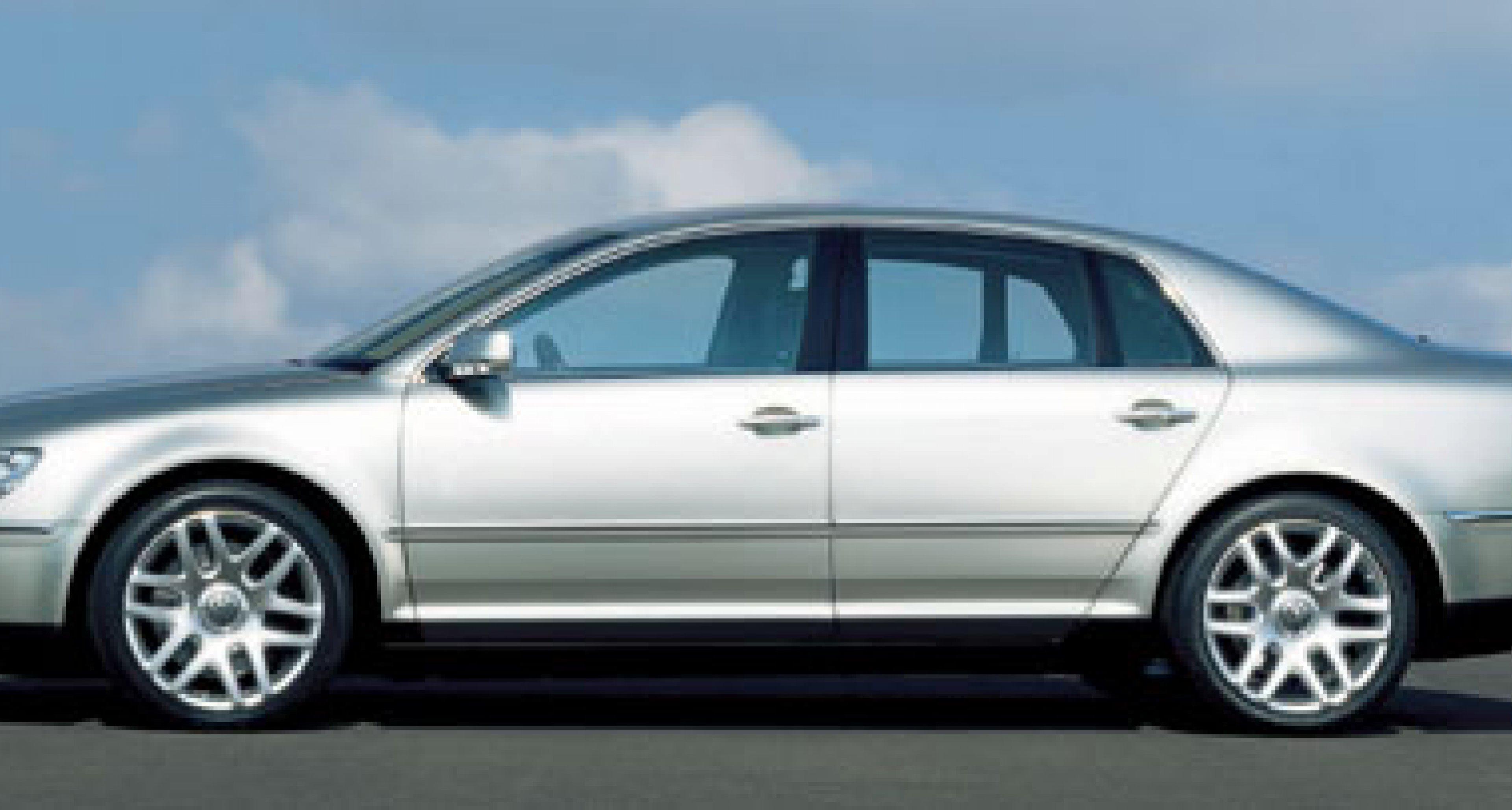 UK prices for VW's luxury Phaeton announced
