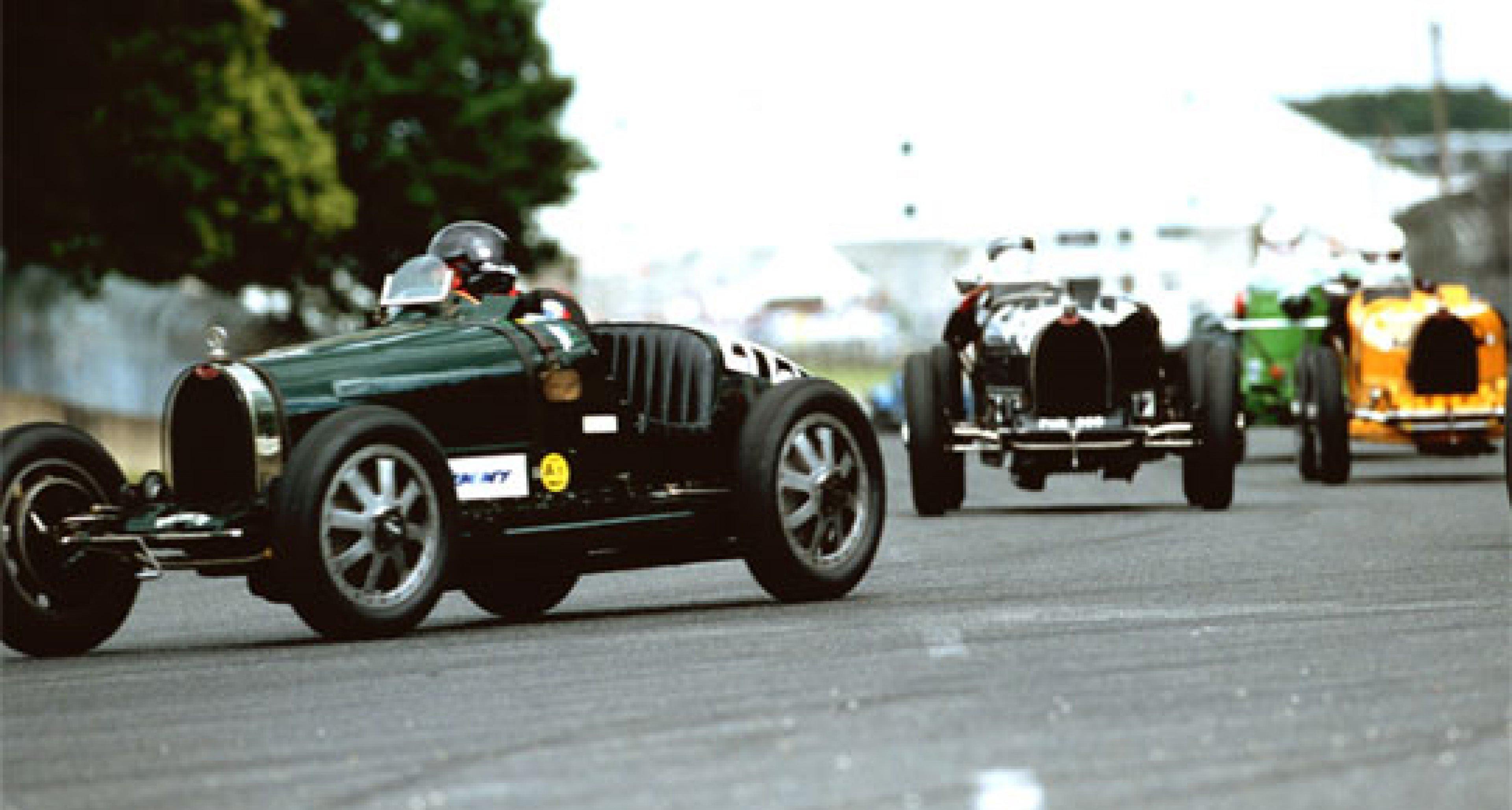 Grand Prix De L'Age d'Or Autodrome De Linas-Montlhery 2003