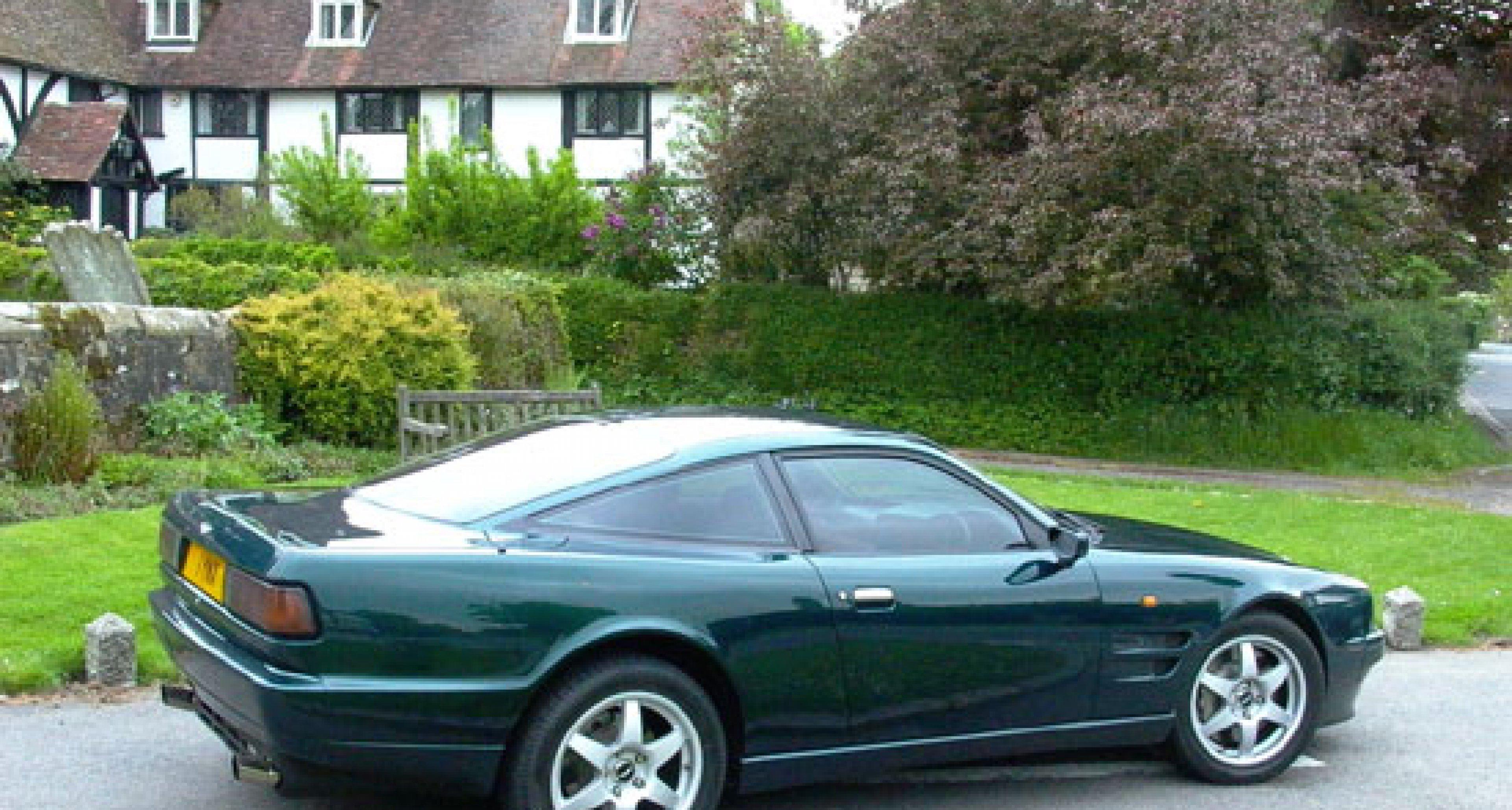 Lynx Aston Martin Virage Turbo Classic Driver Magazine