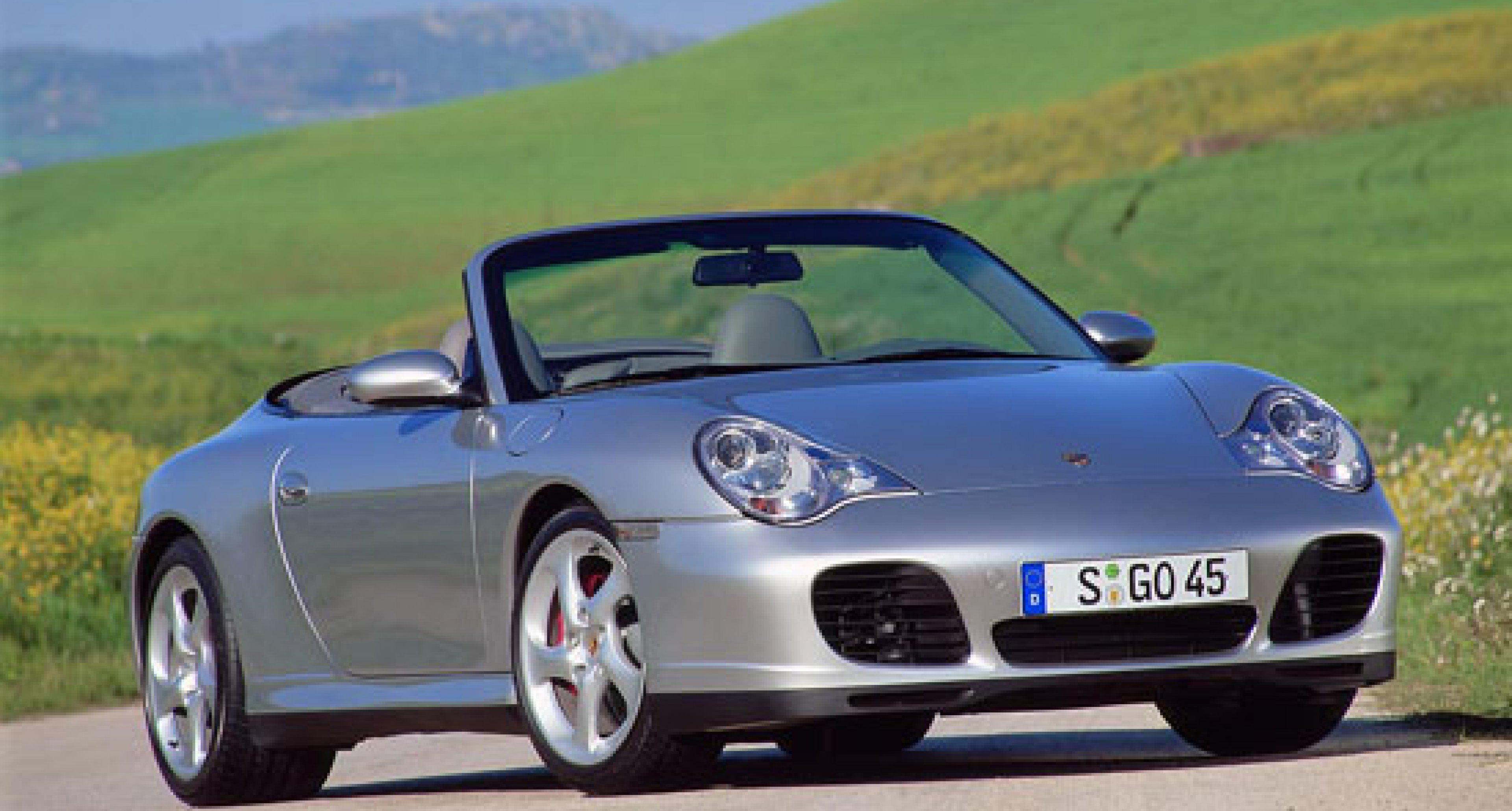 Porsche to build 911 Carrera 4S Cabriolet