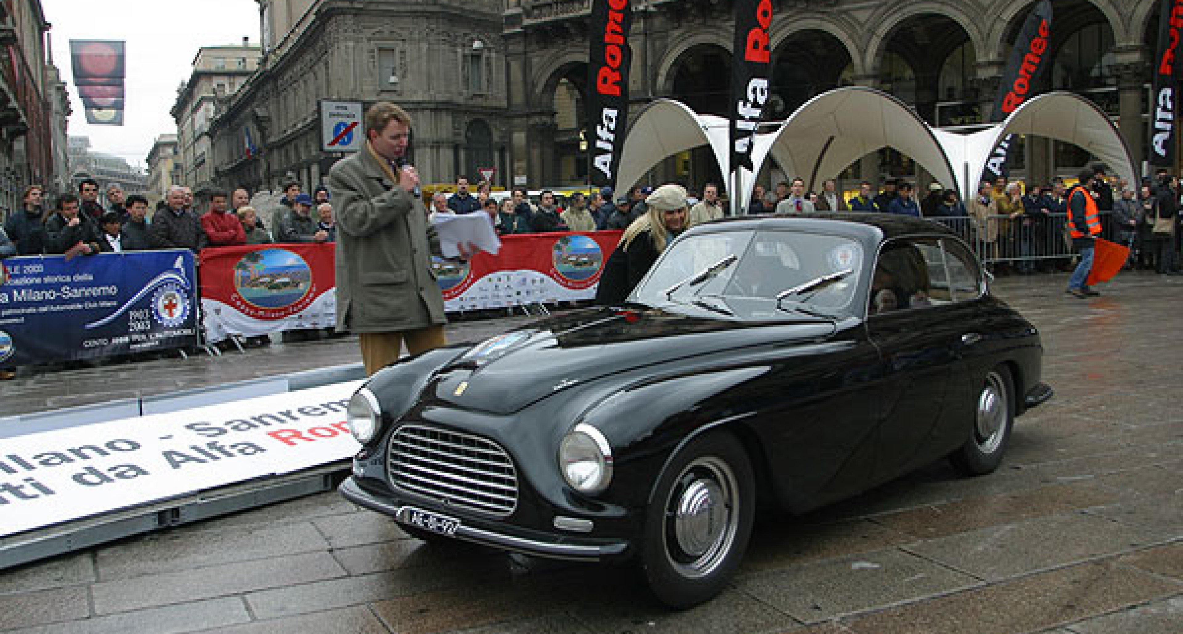 Coppa Milano-Sanremo 2003
