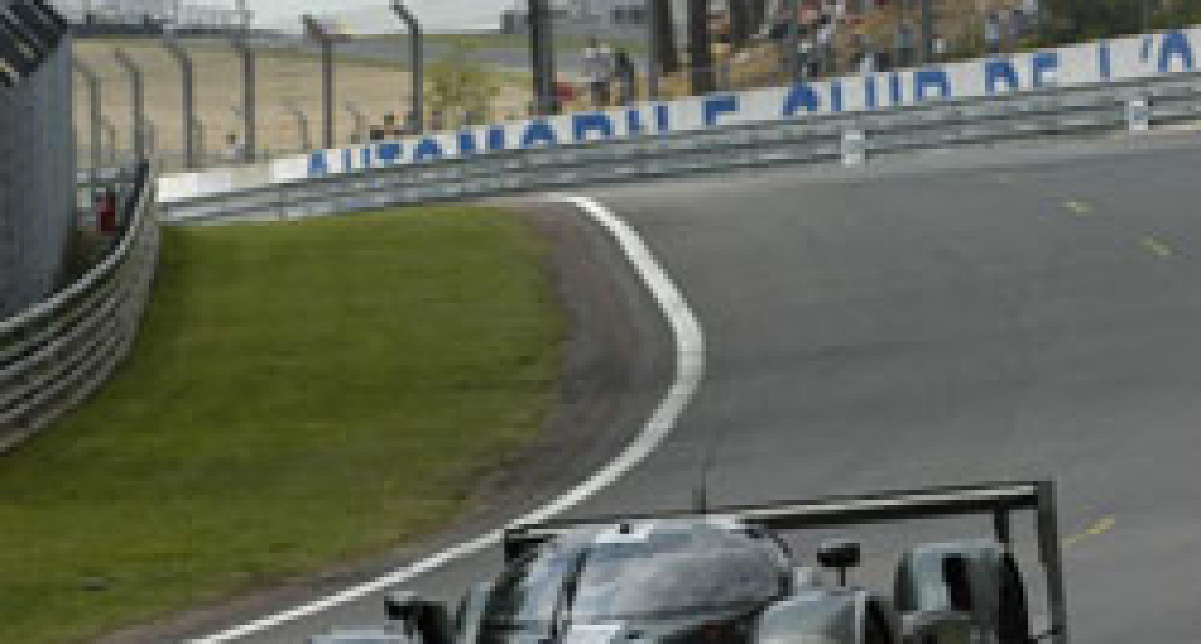 Bentley Victorious at Le Mans 2003
