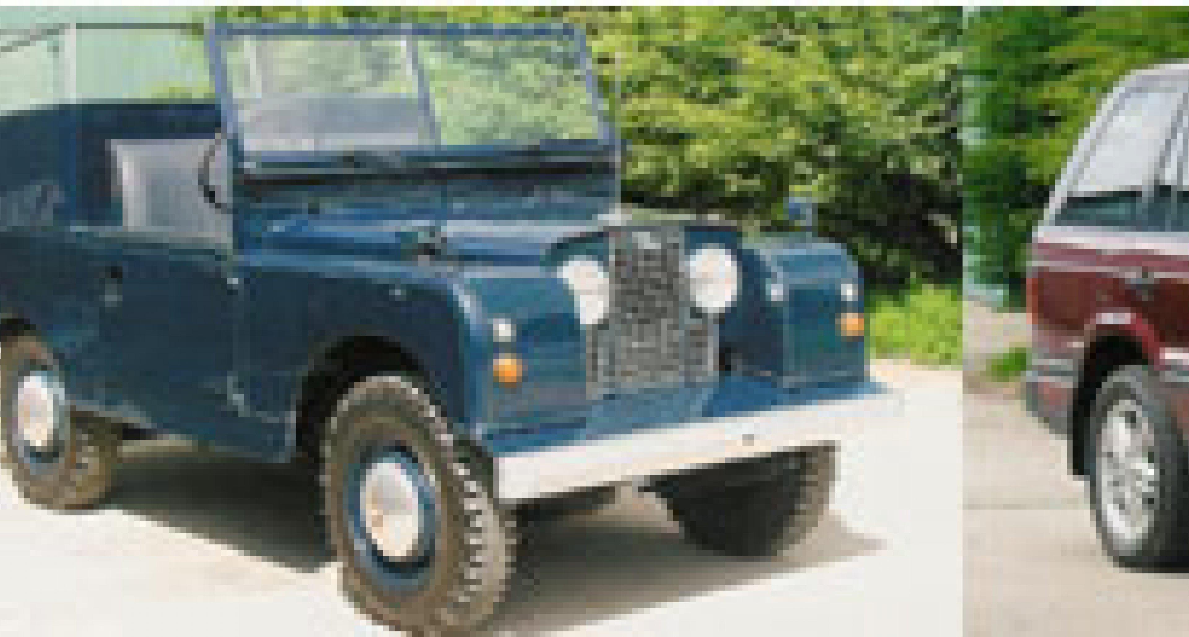29th June 2003 Bonhams Sale of British Motor Industry heritage Trust cars