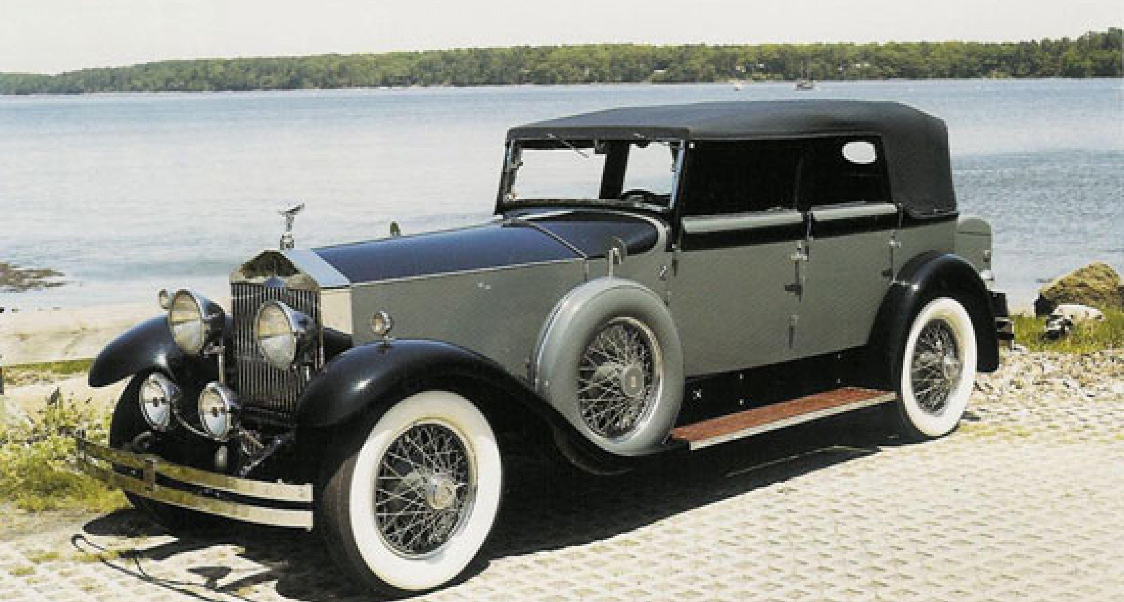 1st August 2003 Bonhams Sale of Rolls-Royce and Bentleys at Newport RI, USA