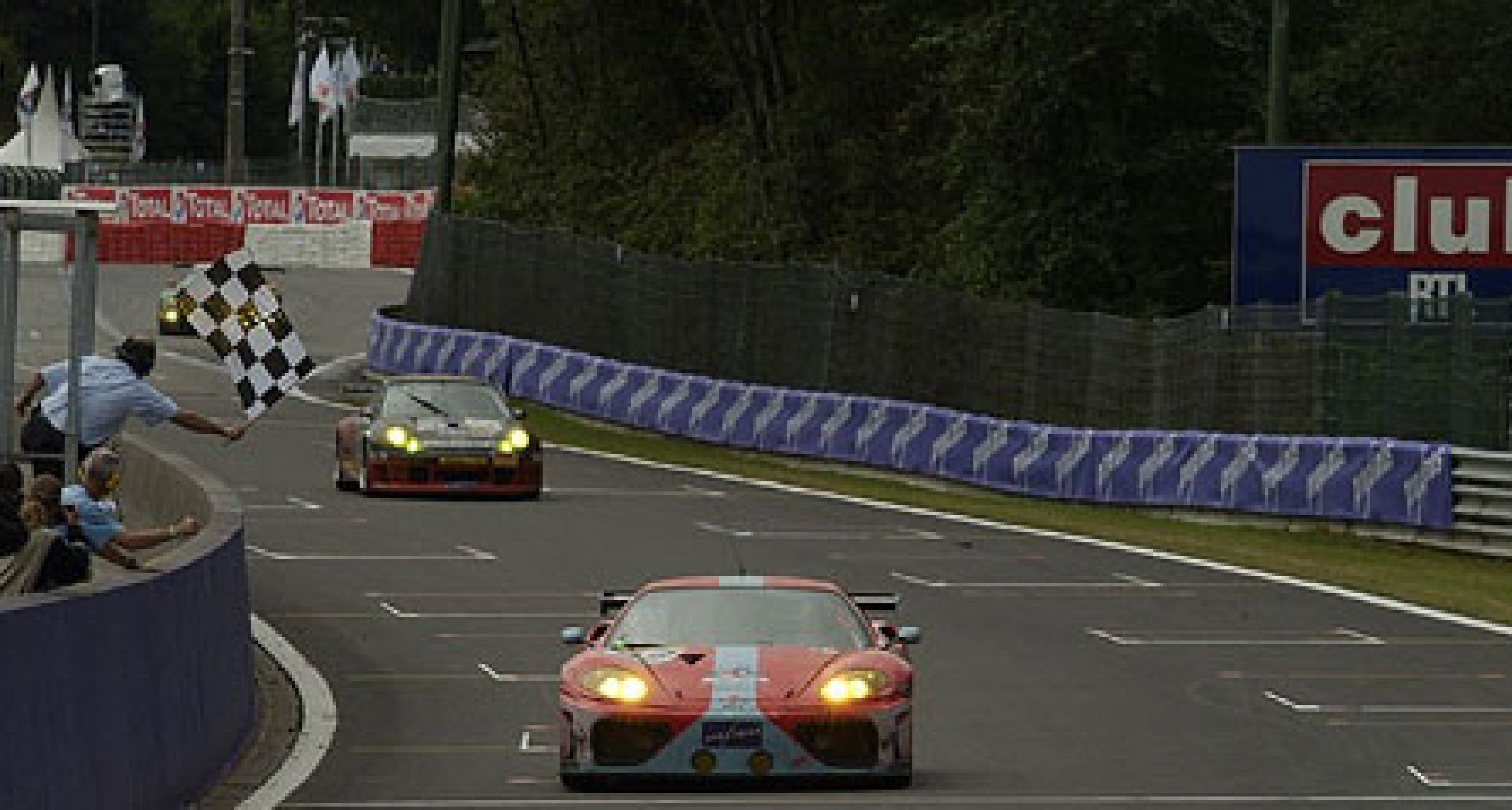 Team Maranello Concessionaires - Spa disappointments