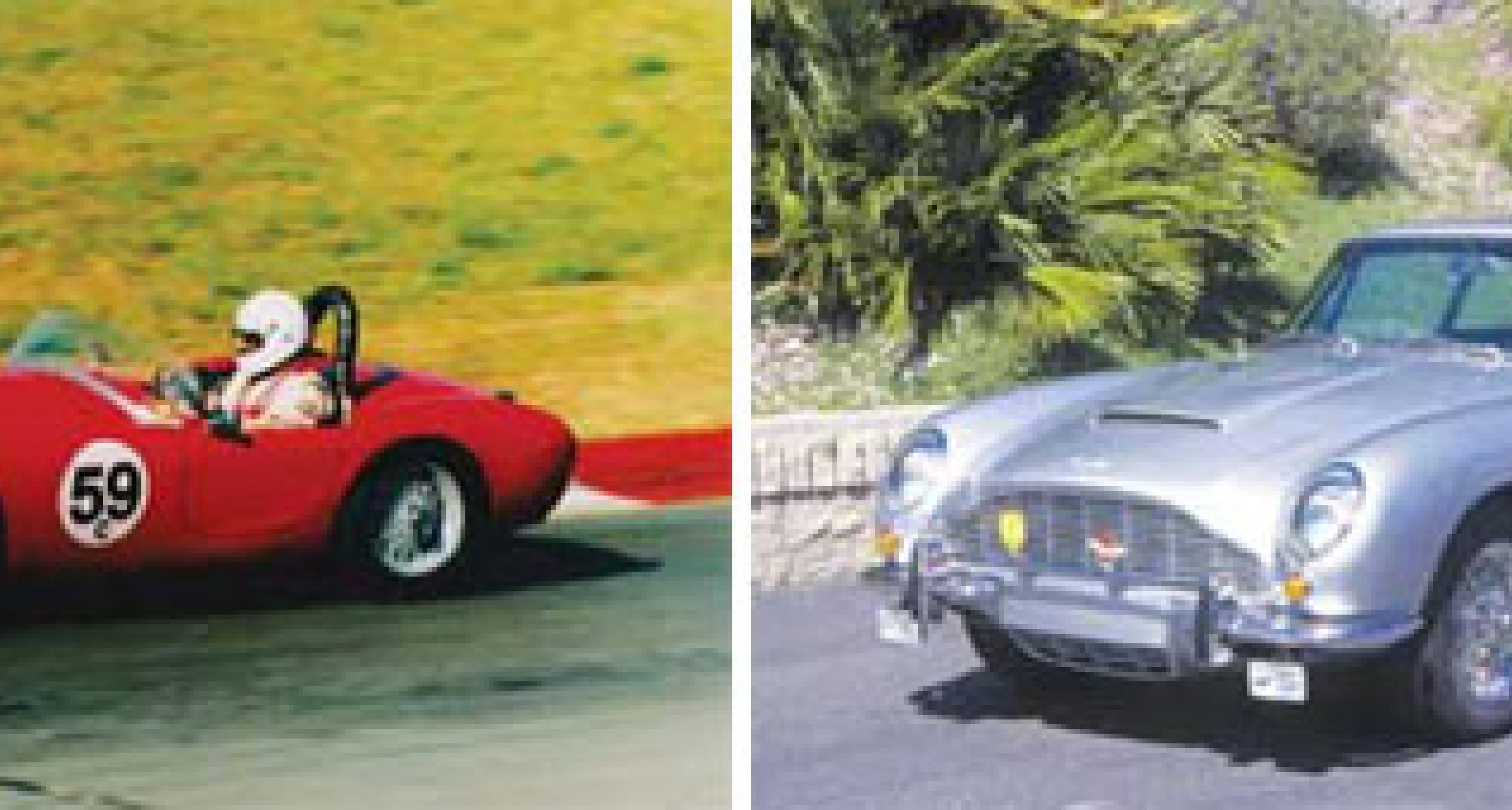 RM Auctions at Pebble Beach  August  2003 - Review