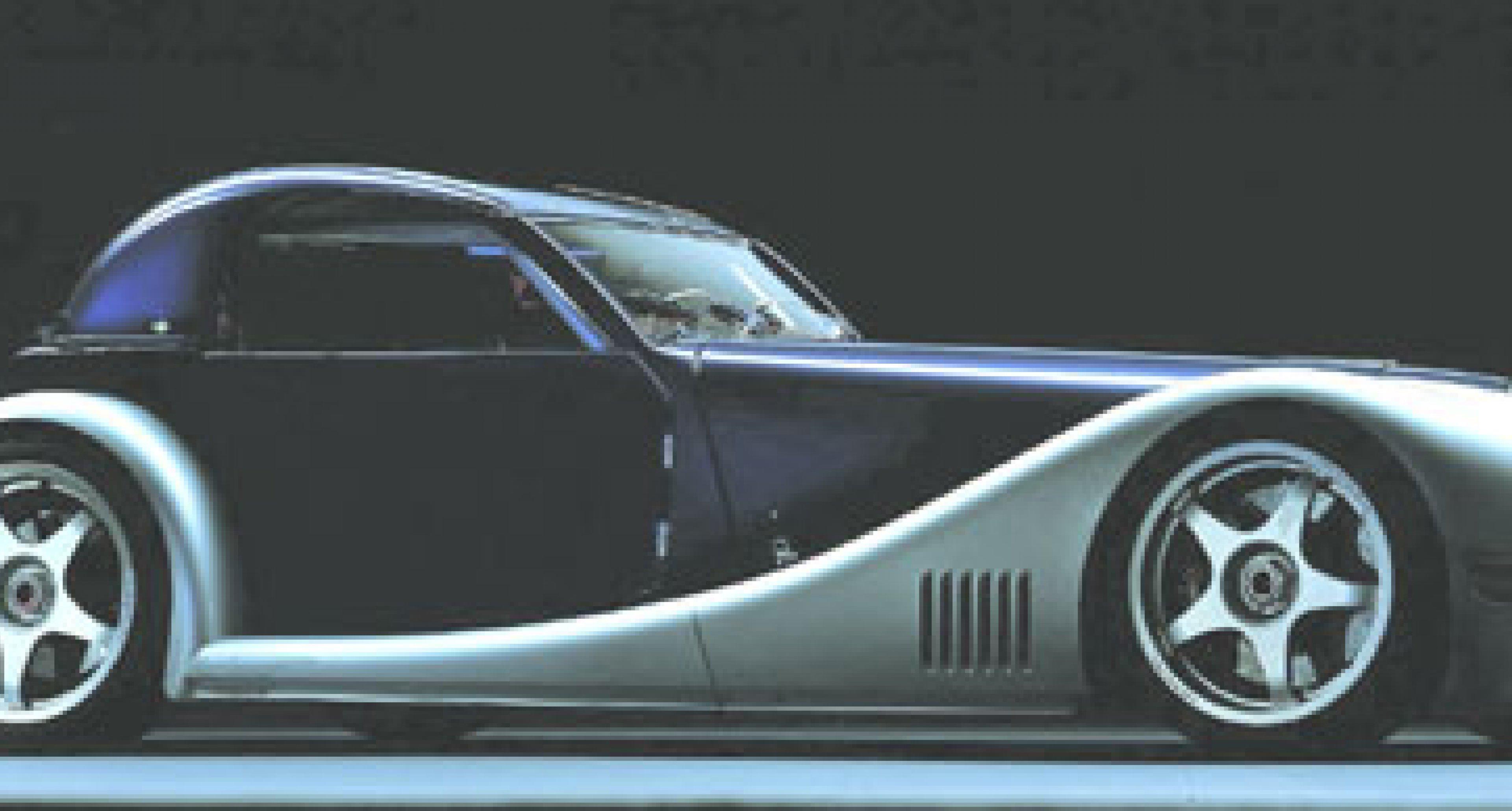 Morgan announces Limited Edition Aero 8 GT Coupé