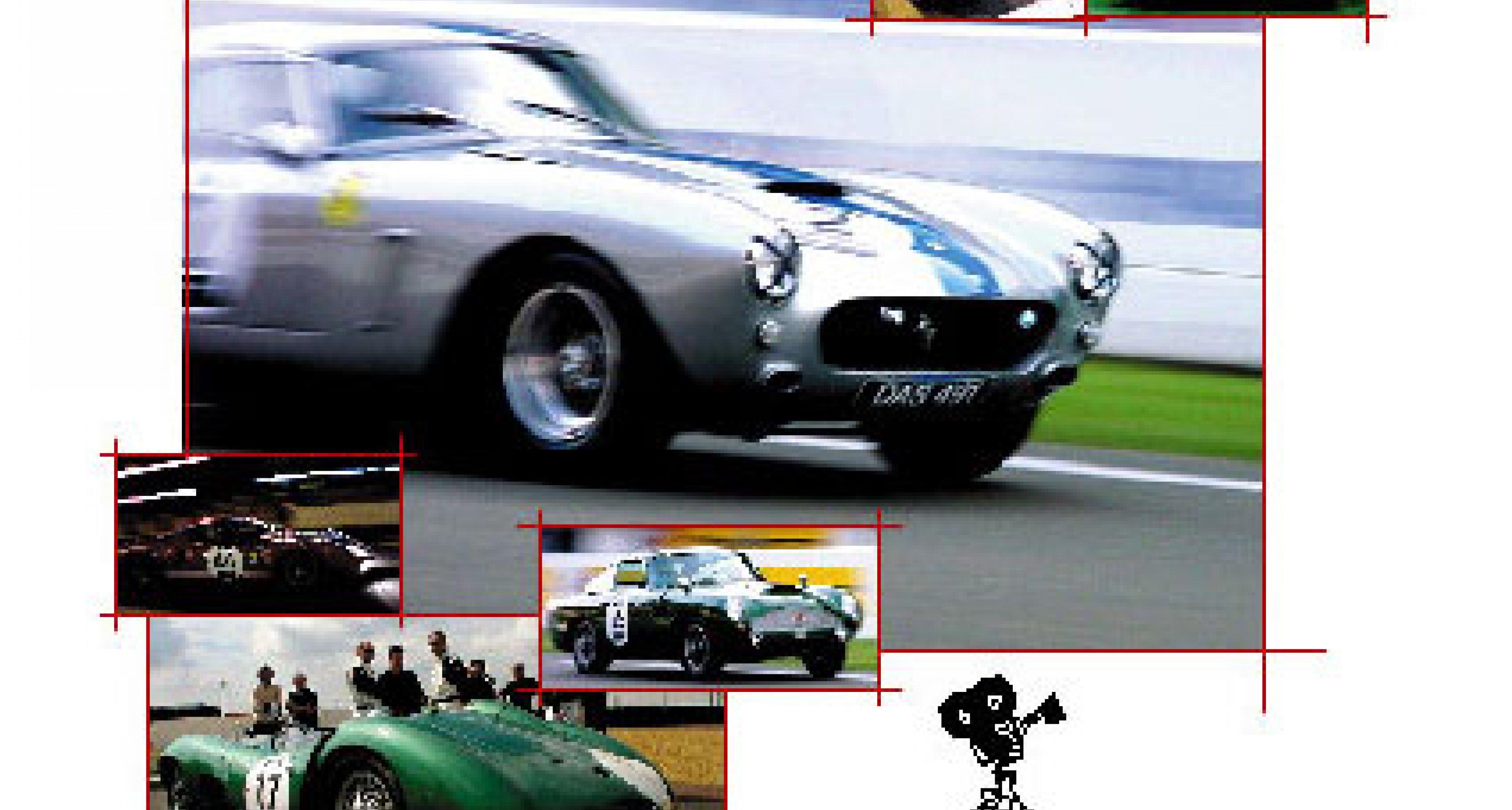 Classic Le Mans 2002: Die DVD von Alexander Davidis