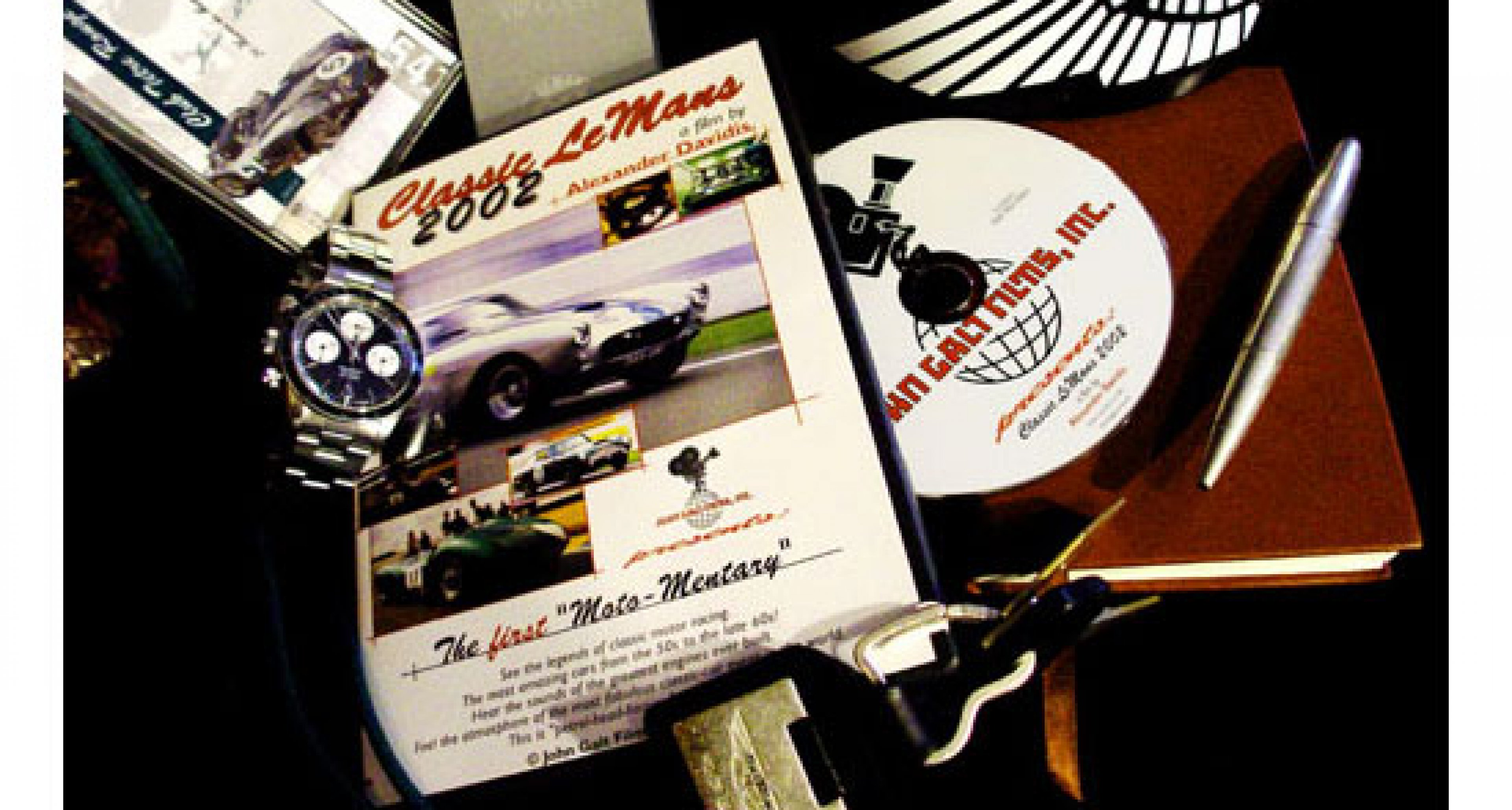 Classic Le Mans 2002 - the DVD. A personal experience from film maker Alexander Davidis