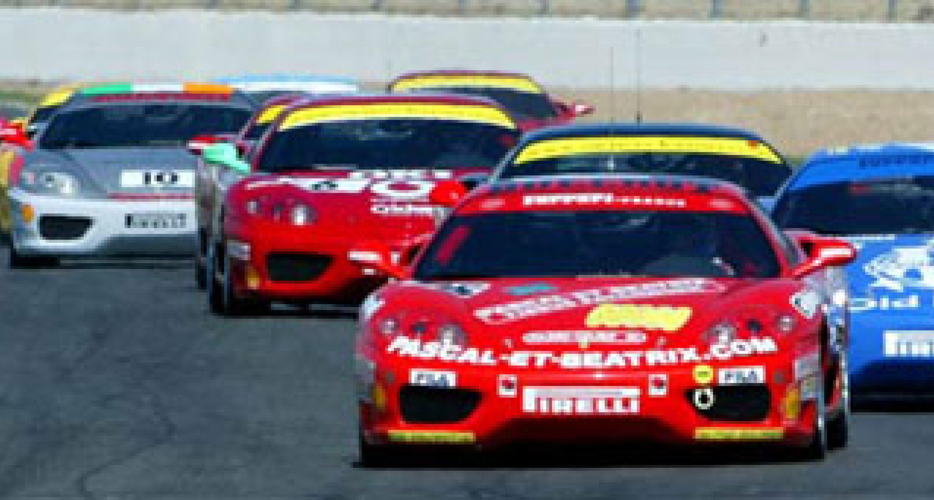 Ferrari-Maserati World Finals - October 2003