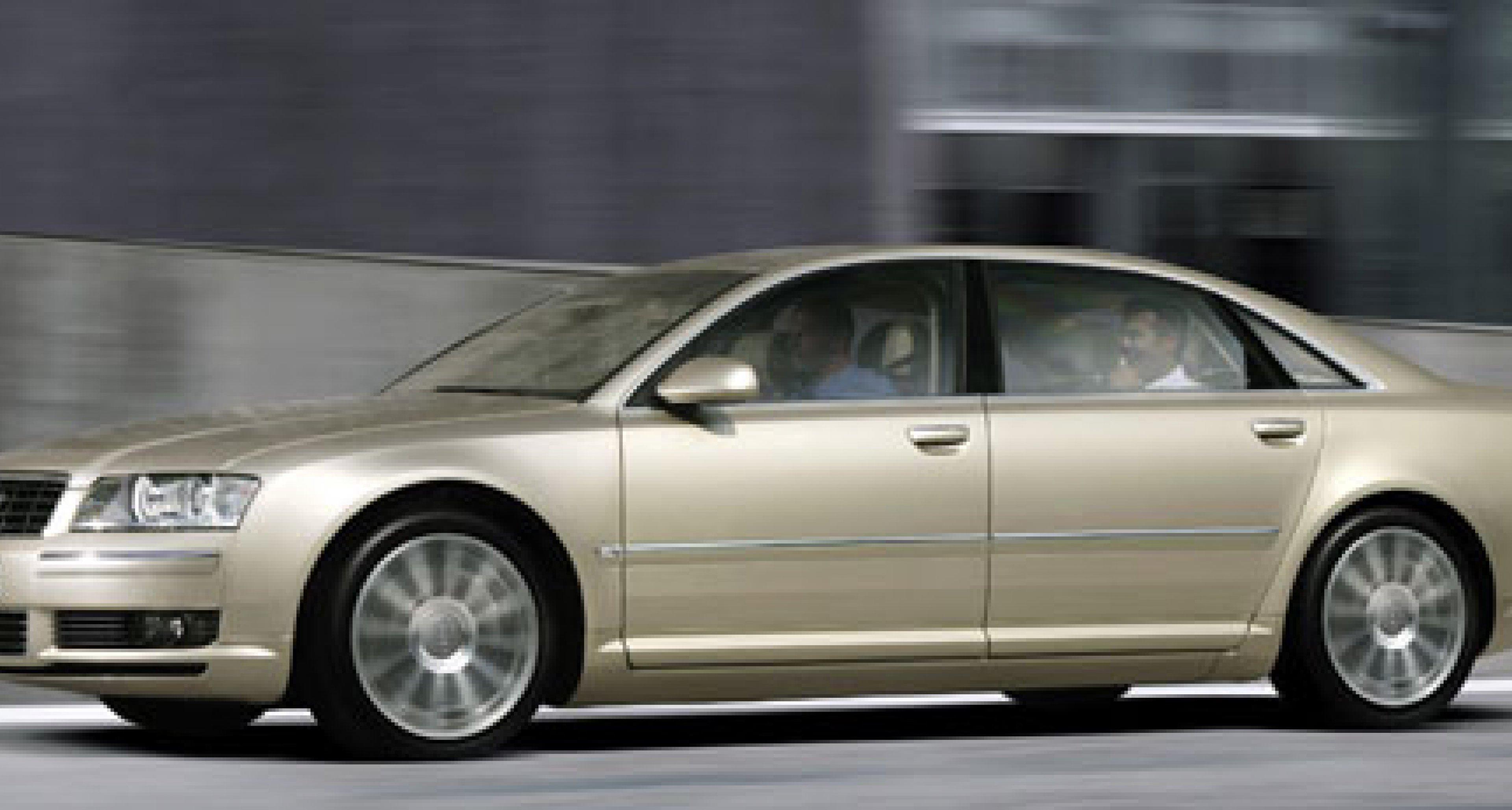 Audi A8 L 4.0 TDI quattro
