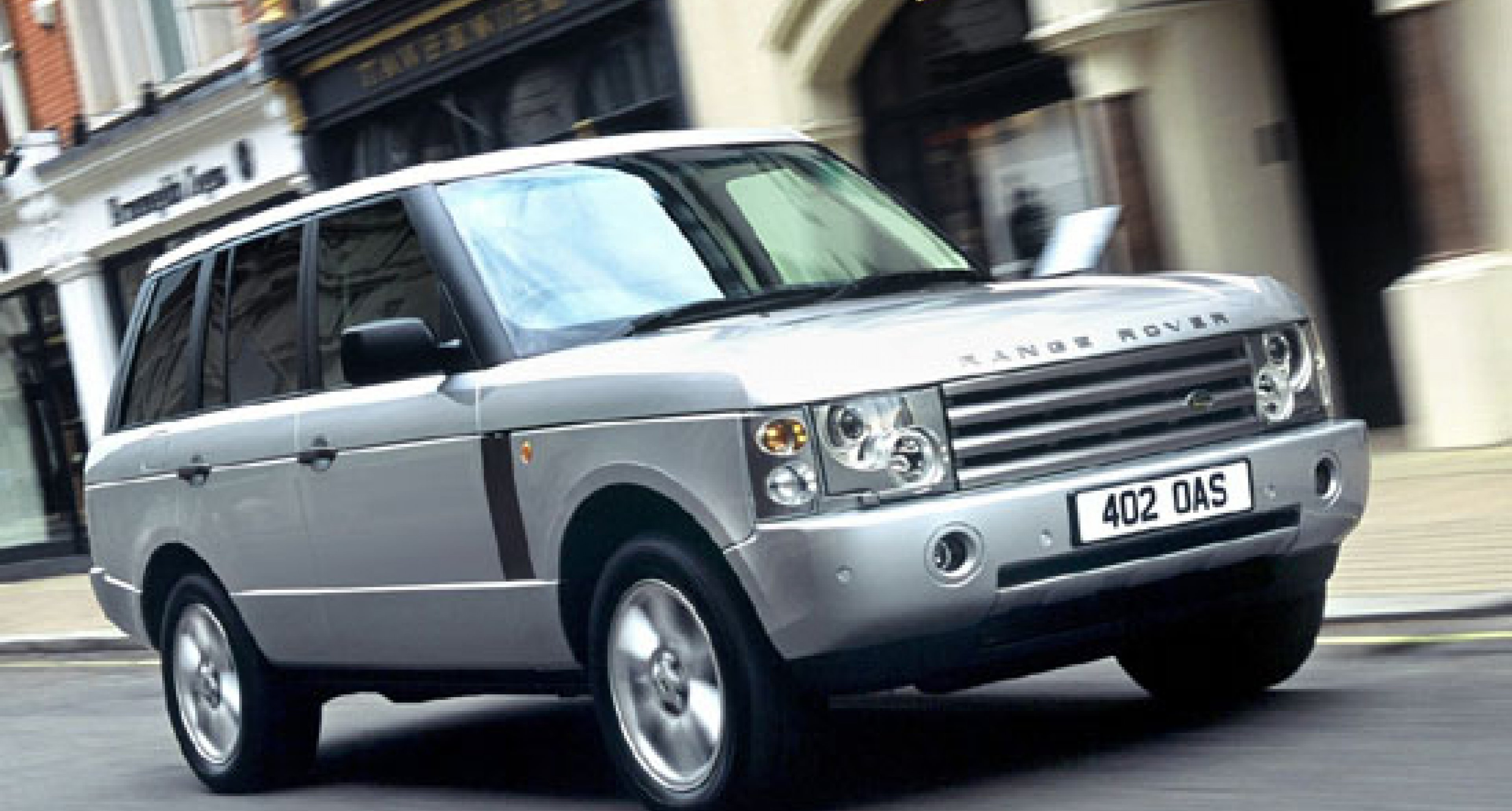 New Range Rover 'Autobiography' limited edition in UK