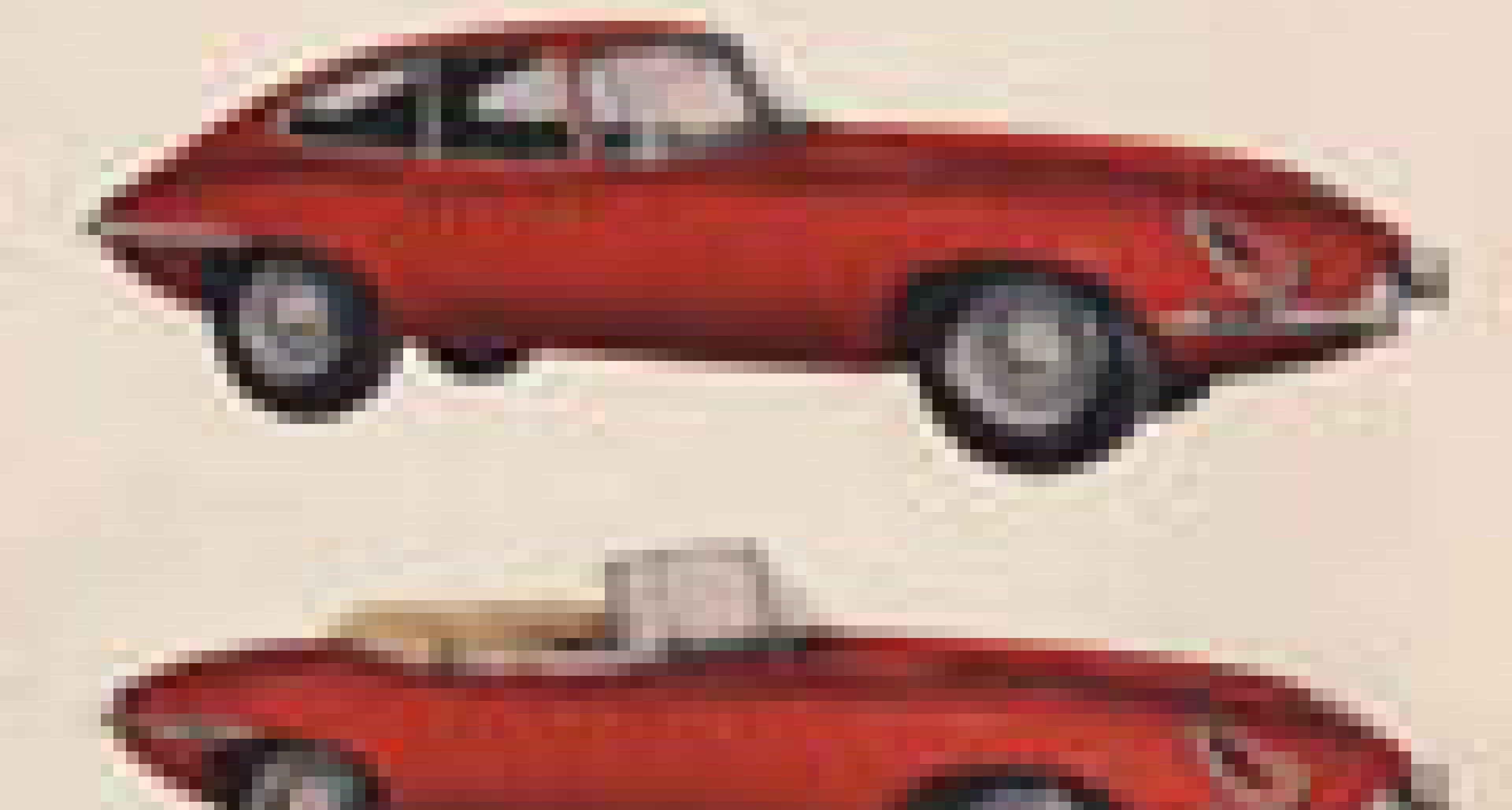 Jaguar E-Type - a pure classic