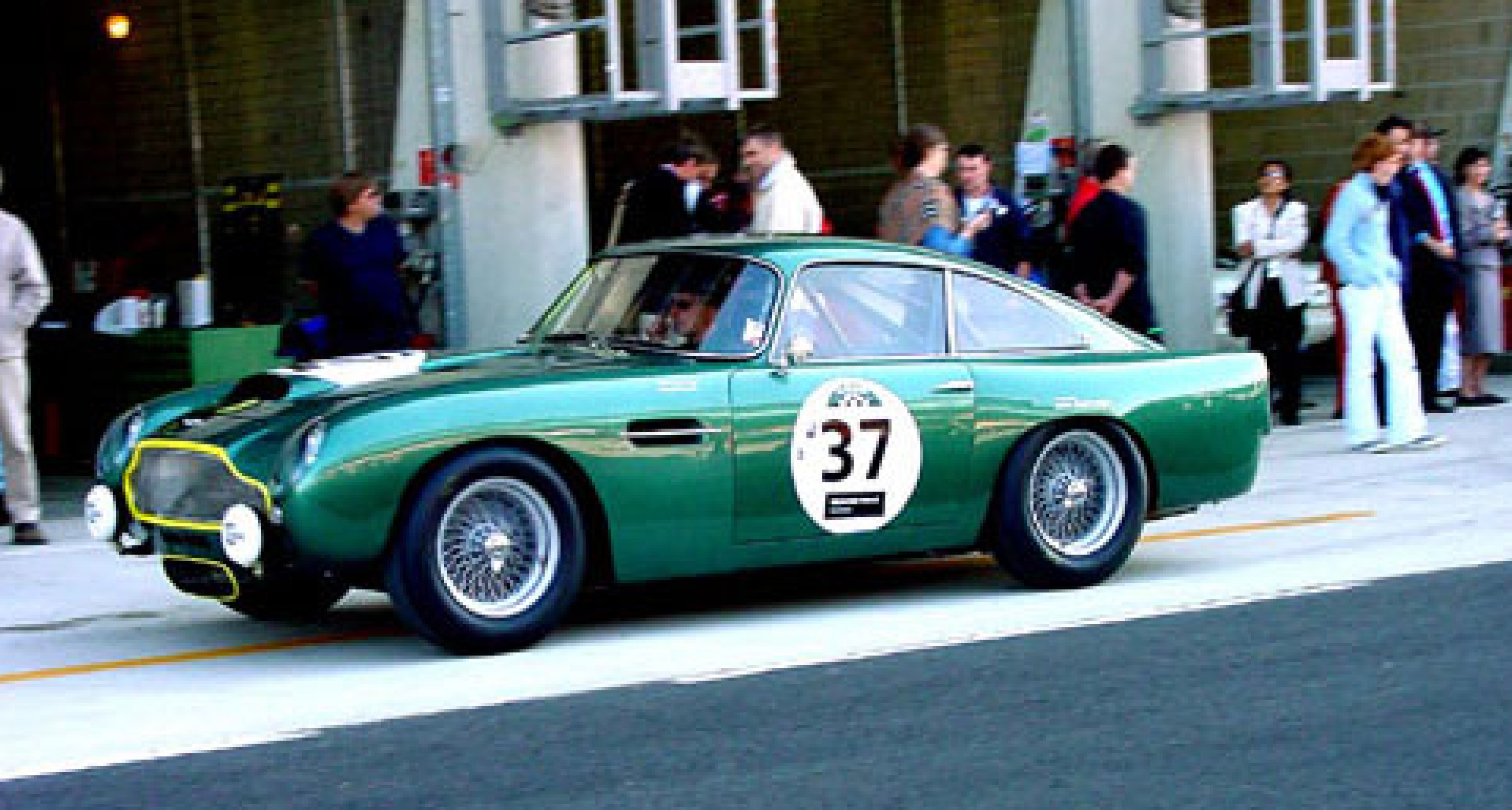 Le Mans Classic 2004 - preliminary entries revealed