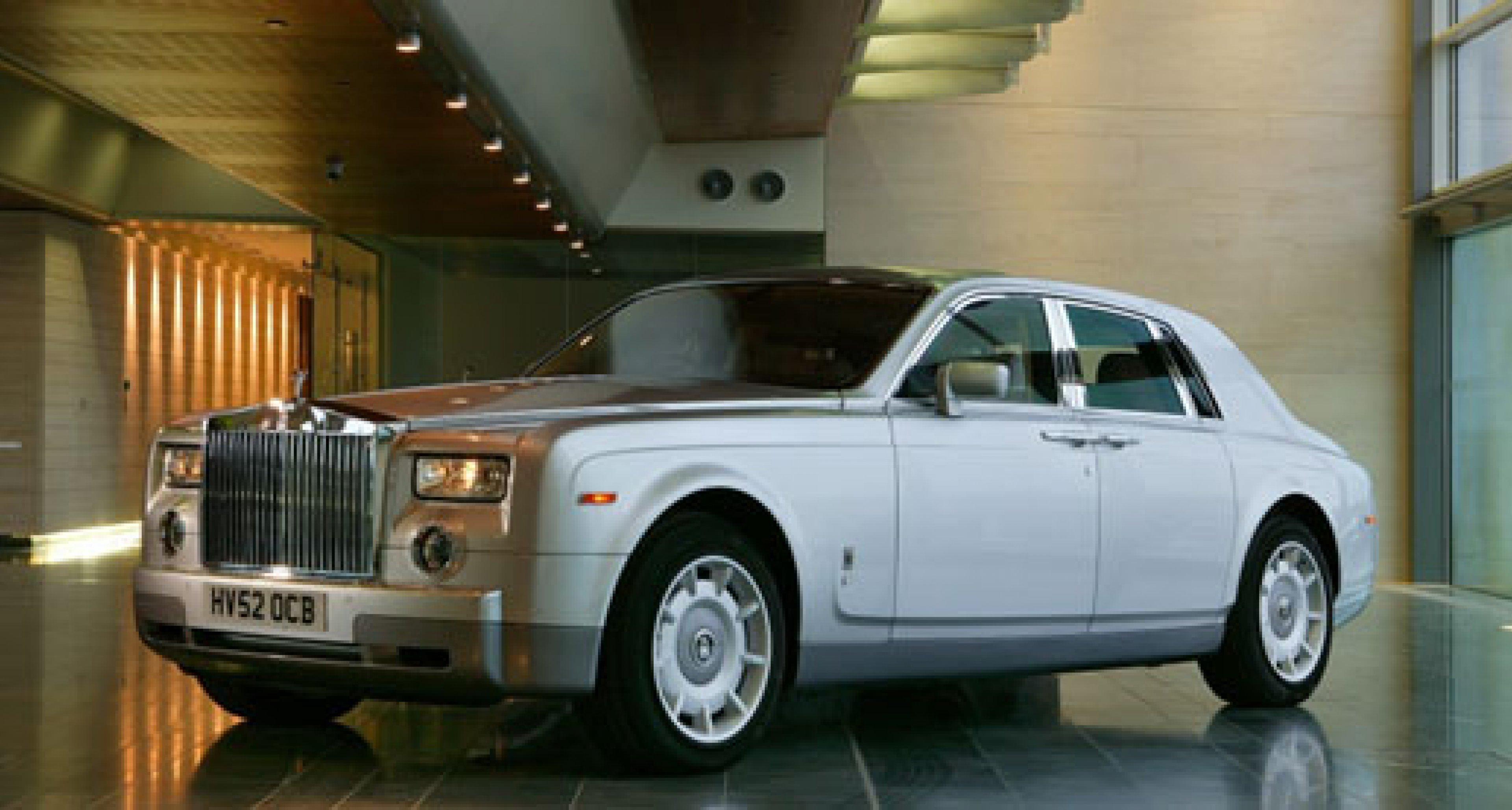 Rolls-Royce - New Phantom celebrates first birthday in Detroit