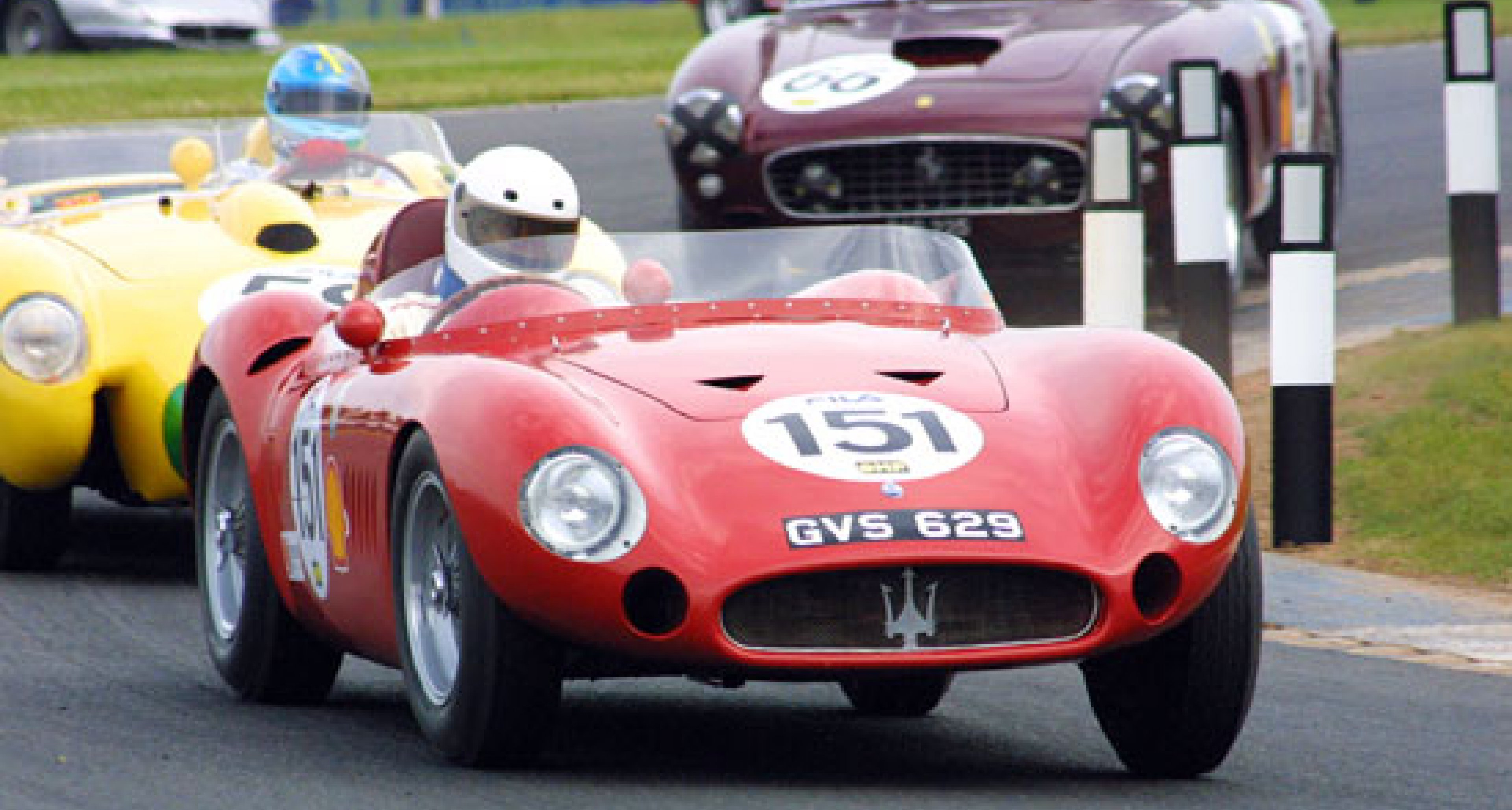 VSCC announces 2004 Italian Vintage and Historic Festival at Donington Park entitled 'See Red'