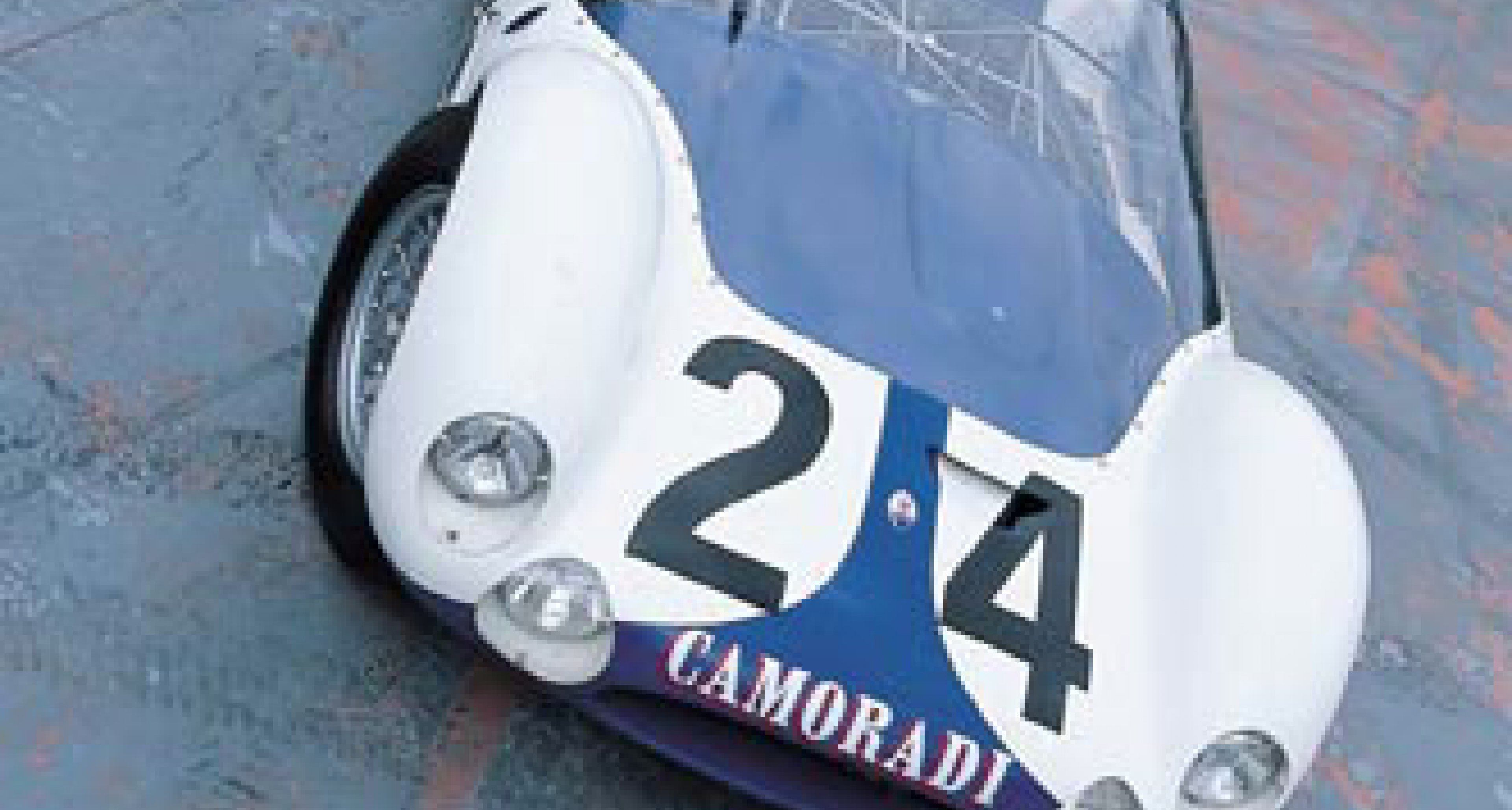 Maserati Tipo 61: The Streamliner 'Birdcage'