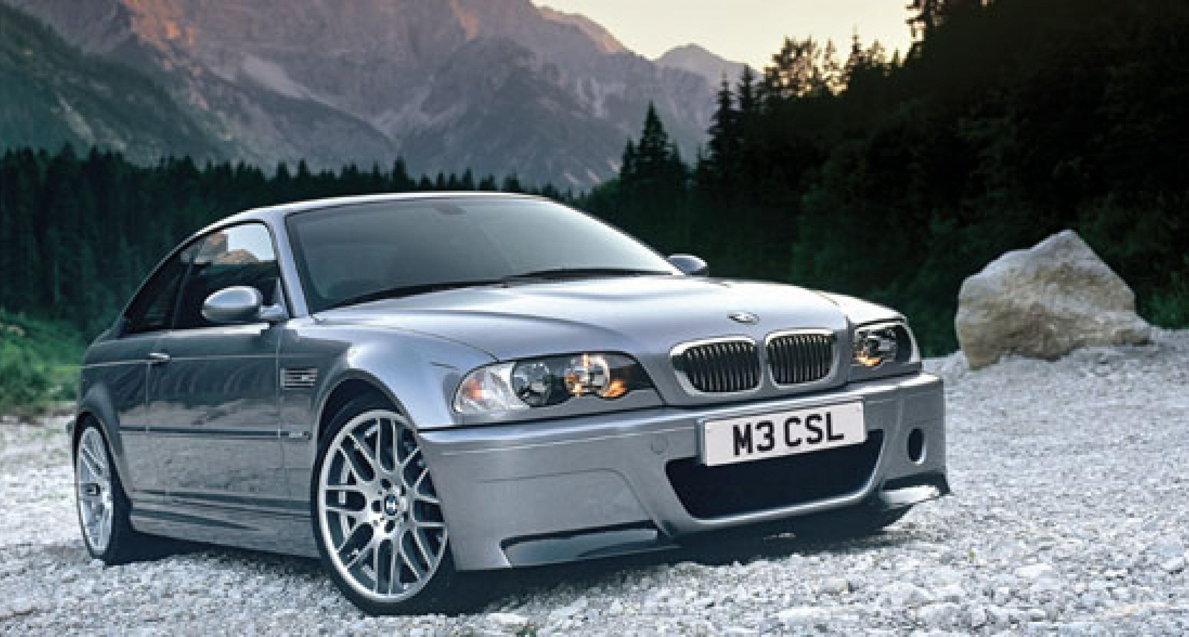 The end of an era - the BMW M3 CSL