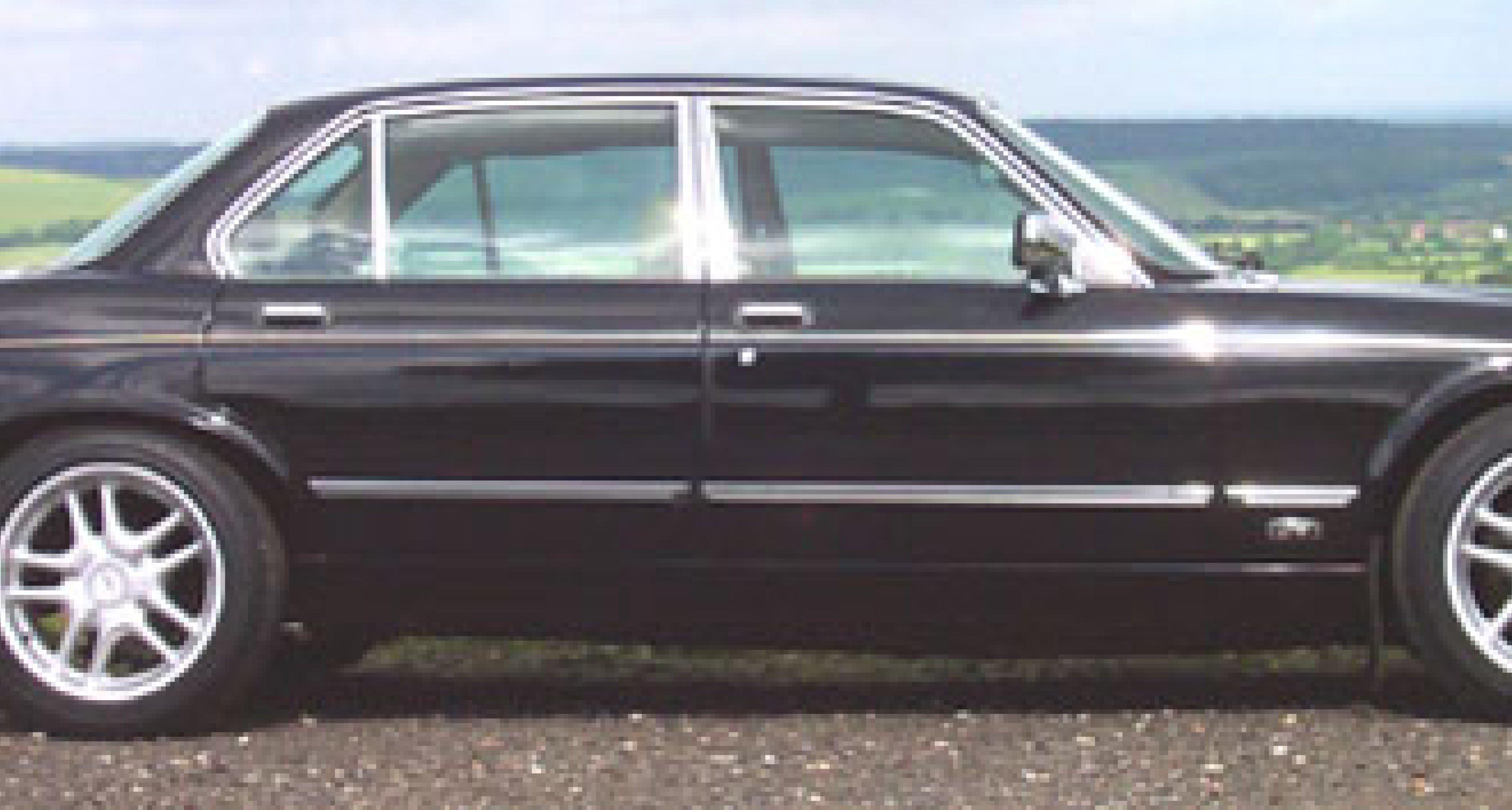 KWE enhanced Jaguars - the modern alternative