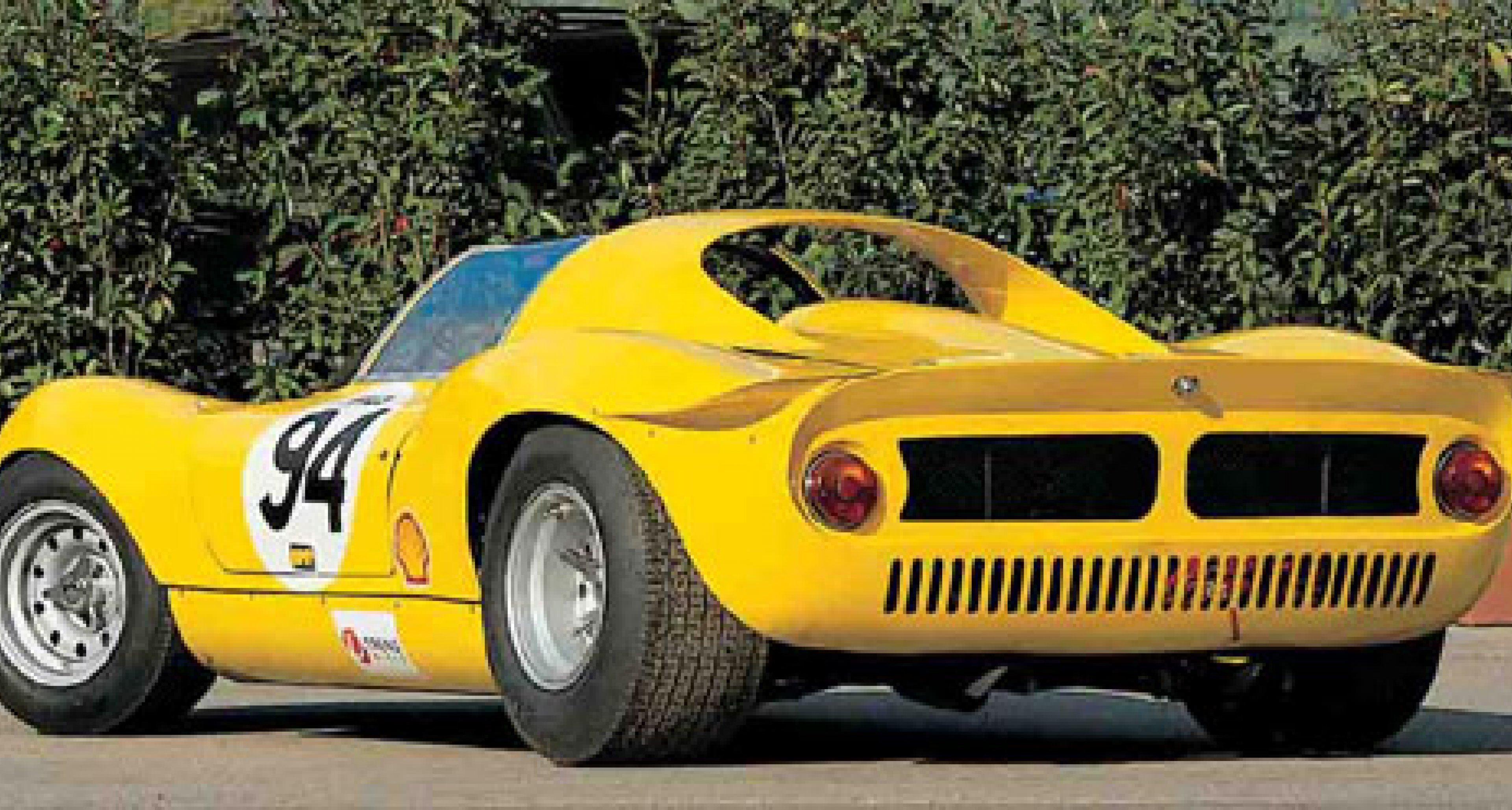 Ferrari 250 Testa Rossa & Dino 206SP