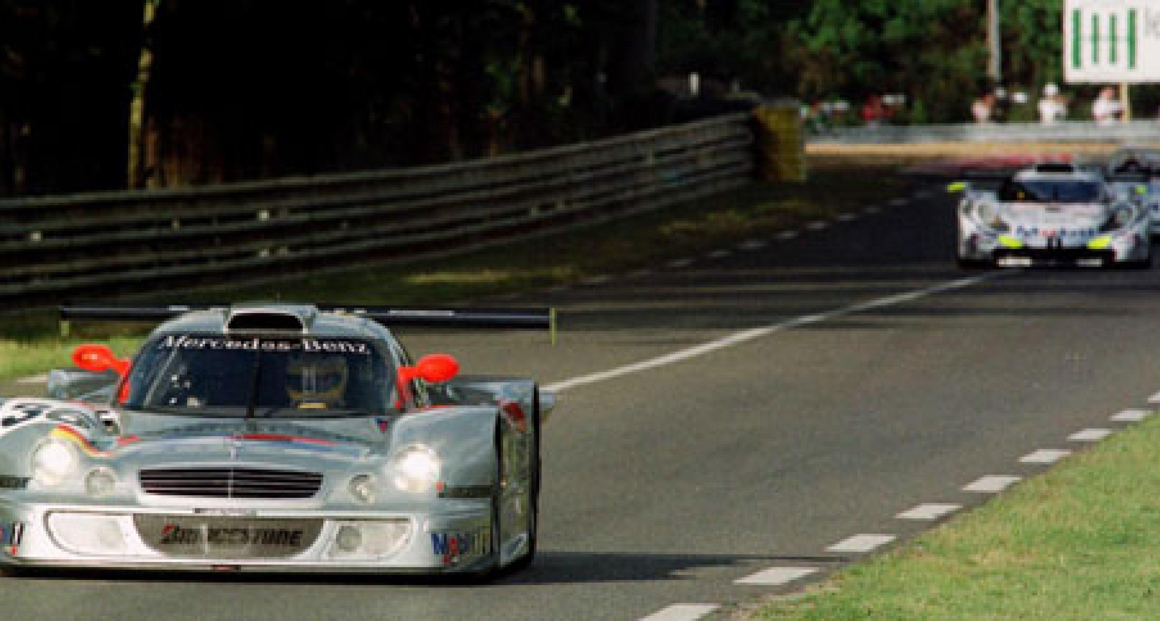 Ex-Le Mans cars to star at Bonhams 2004 Monaco Sale