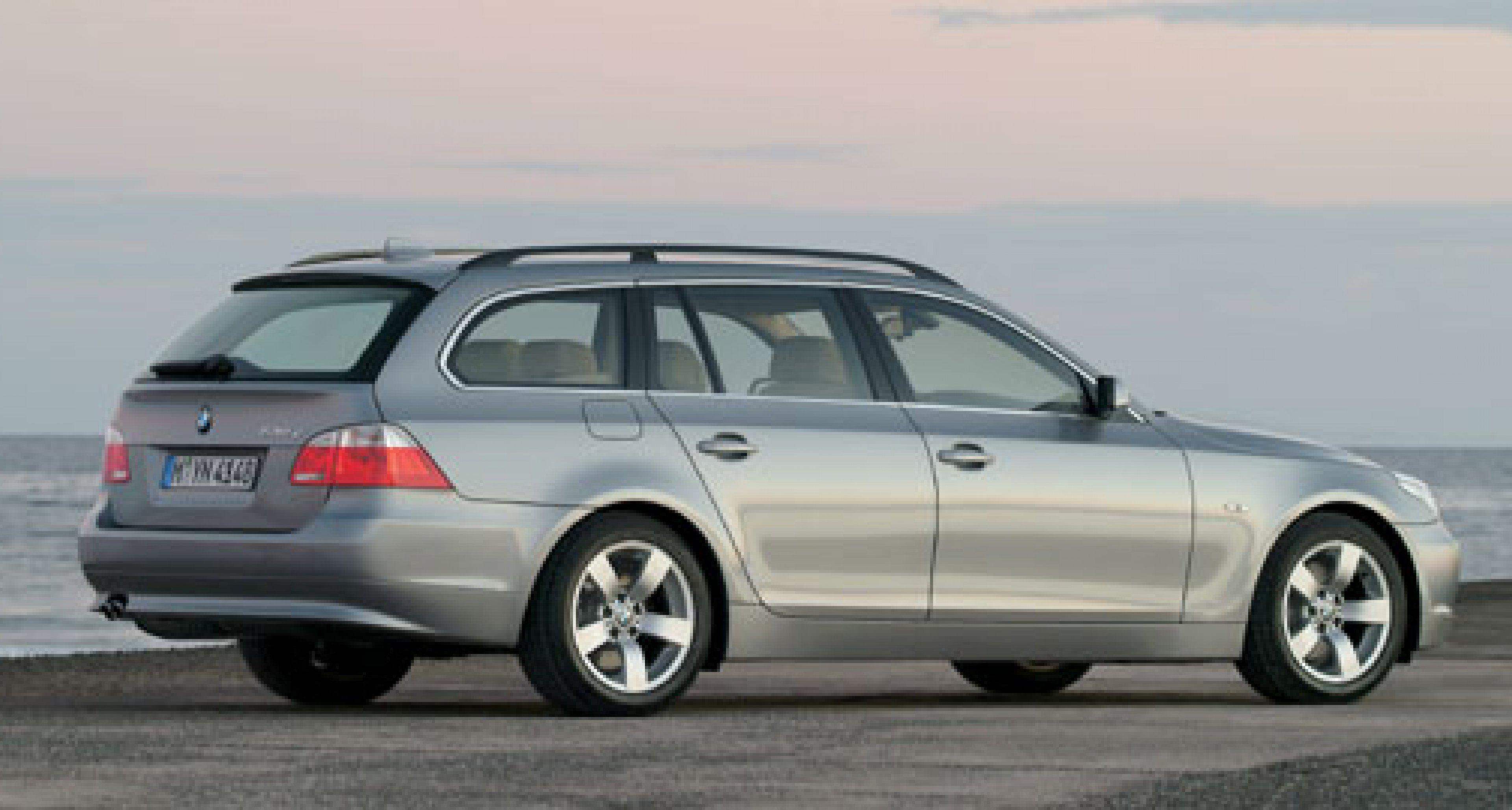BMW 5 Series Estate