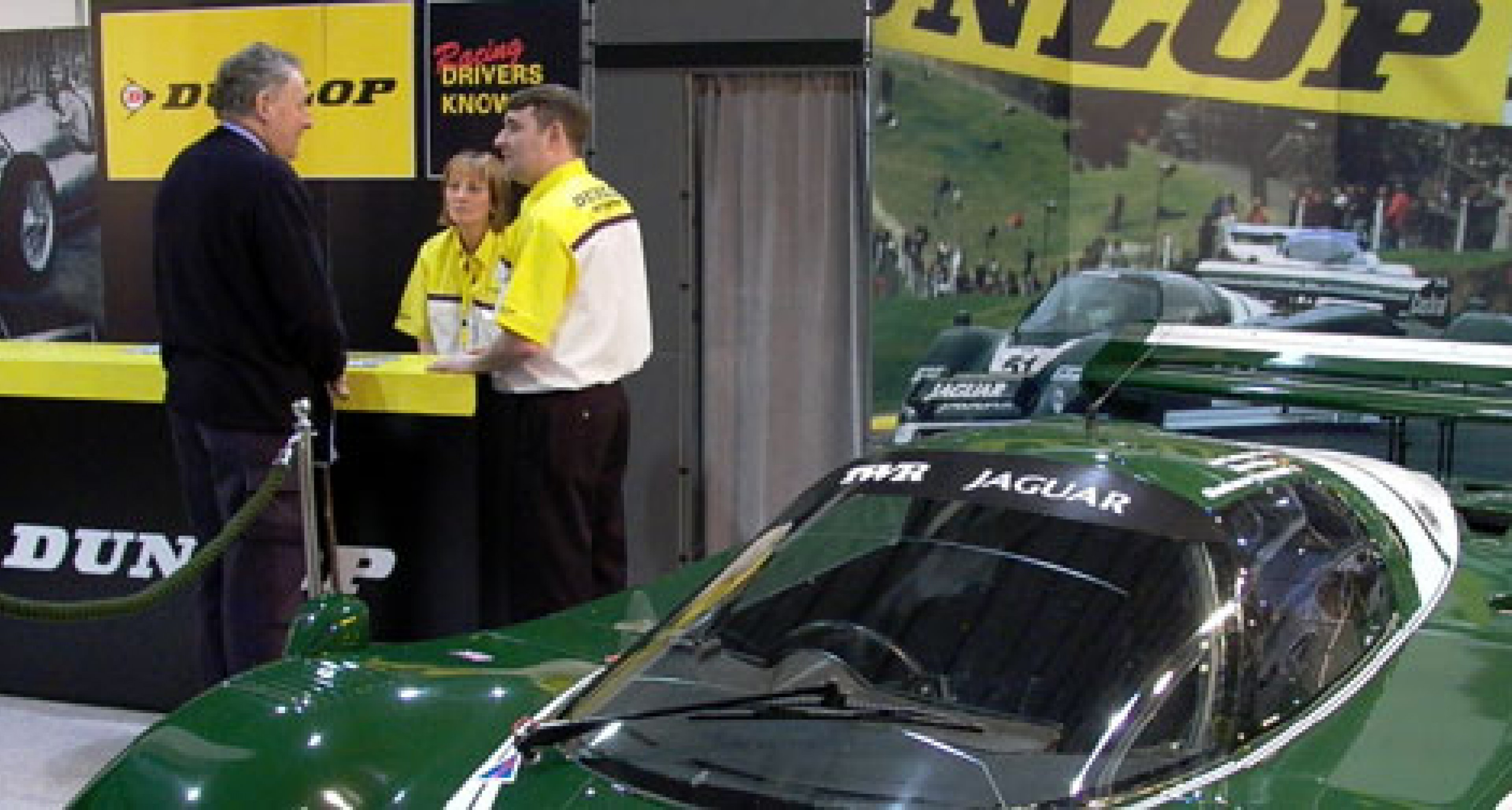 International Historic Motorsport Show 2004