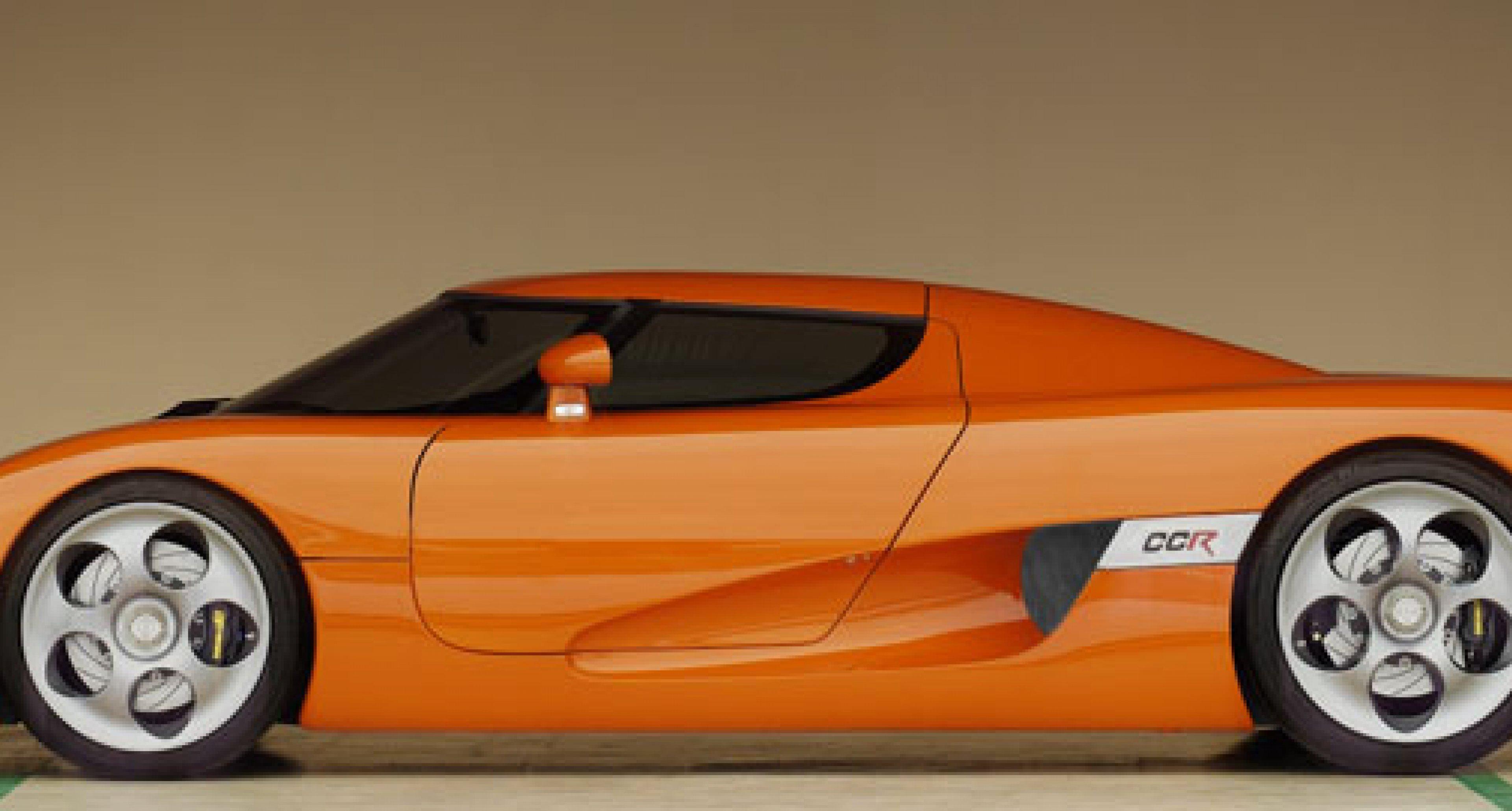 Koenigsegg CCR: Nachfolger des CC8S leistet 806 PS