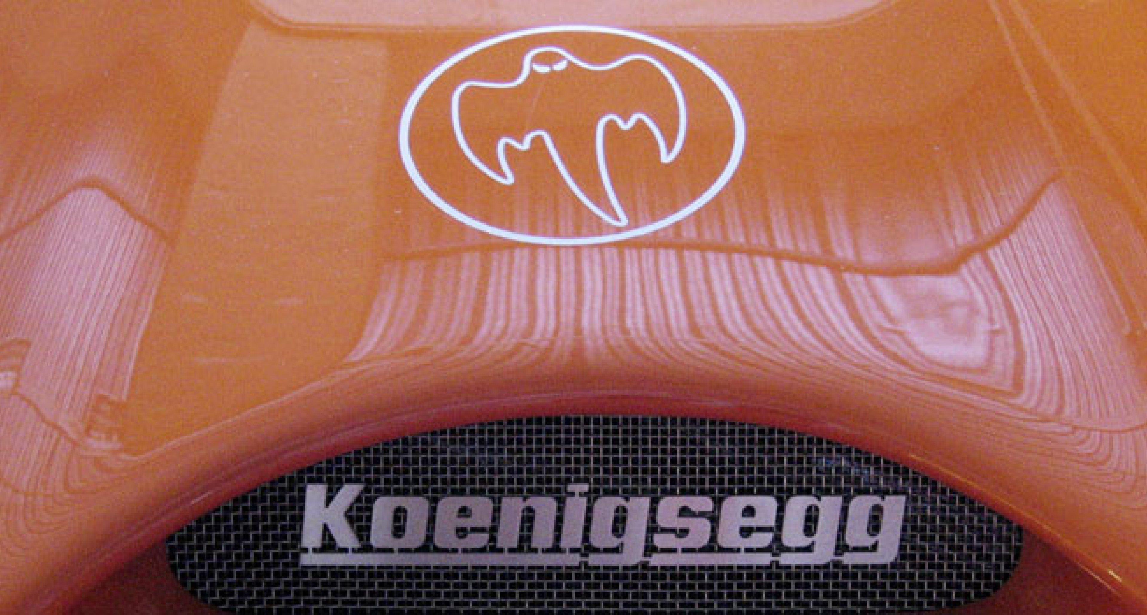 Koenigsegg CCR - new for Geneva with 806bhp
