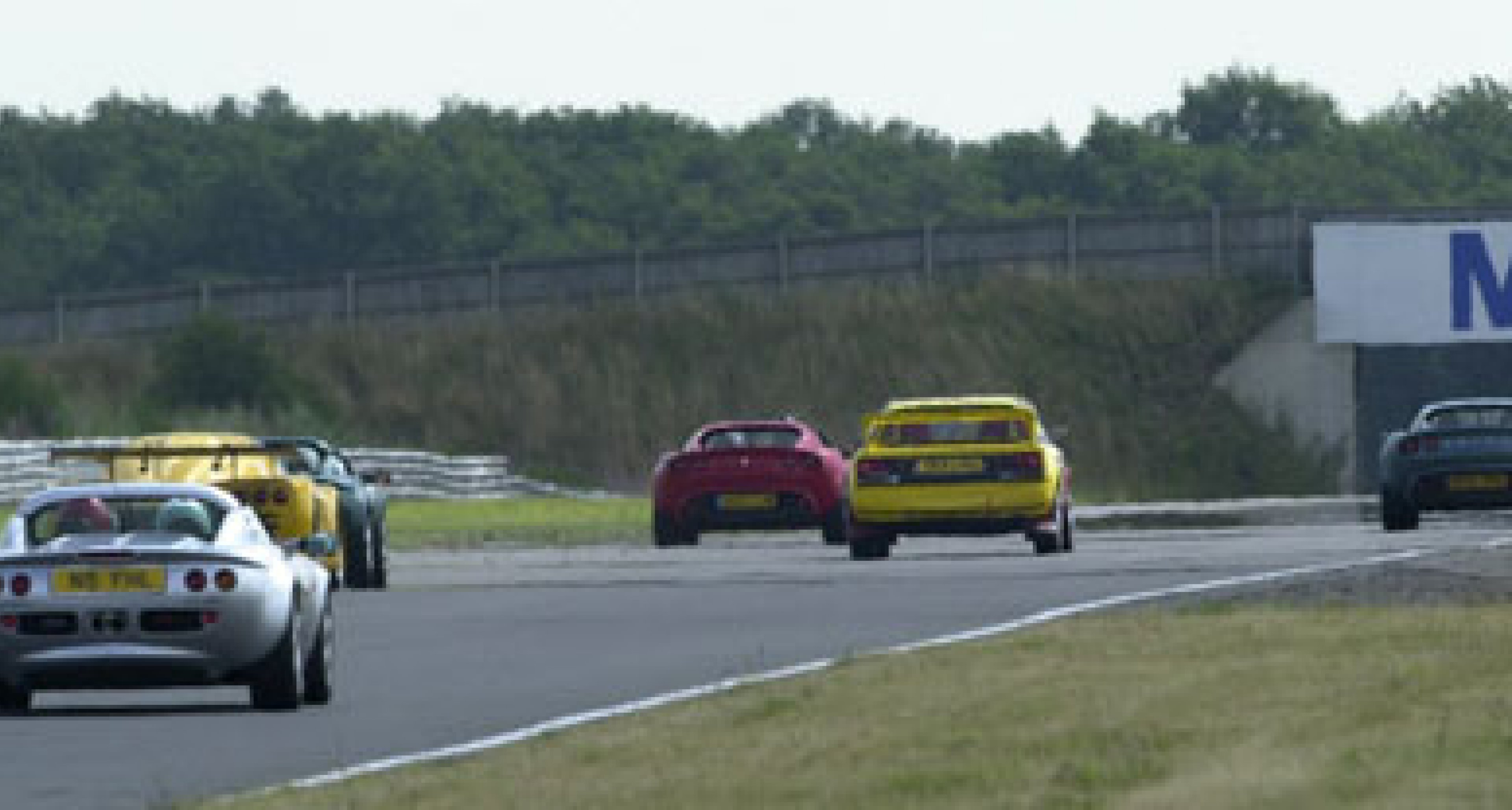 Heritage Trackdays announce full 2004 UK driving day programme