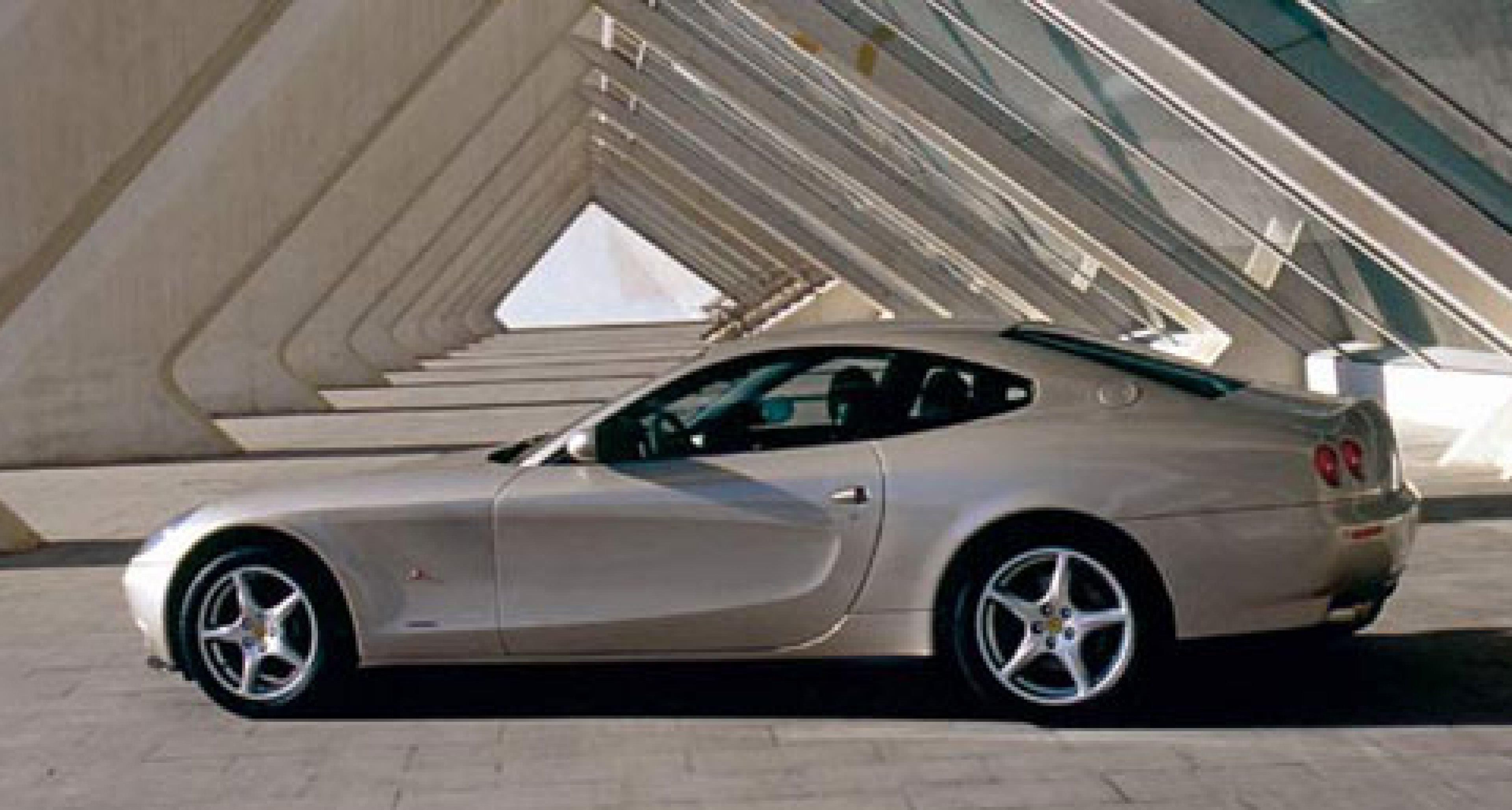 Ferrari announce price of 612 Scaglietti for UK