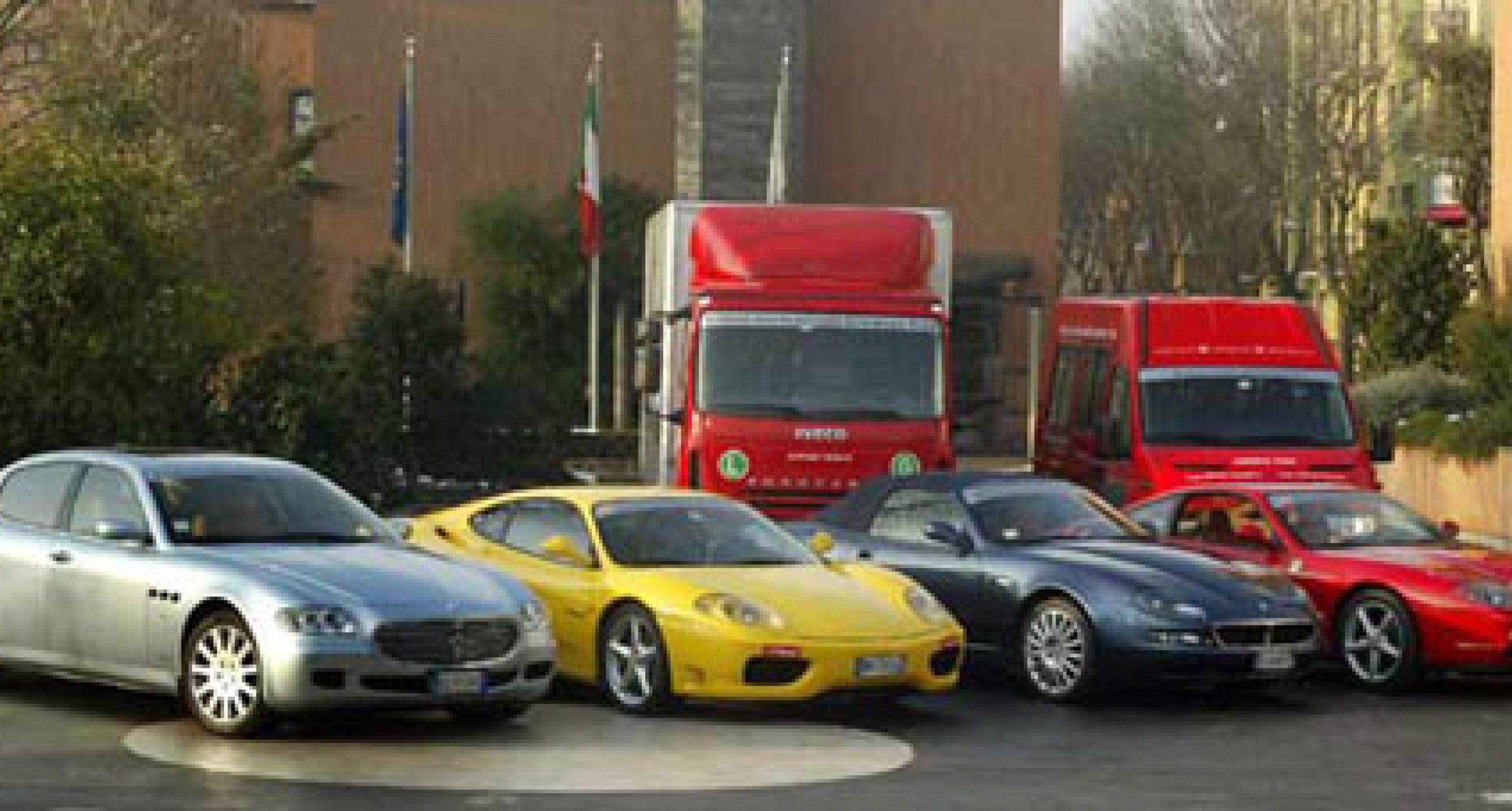 Ferrari embark on Northern European and Russian Tour