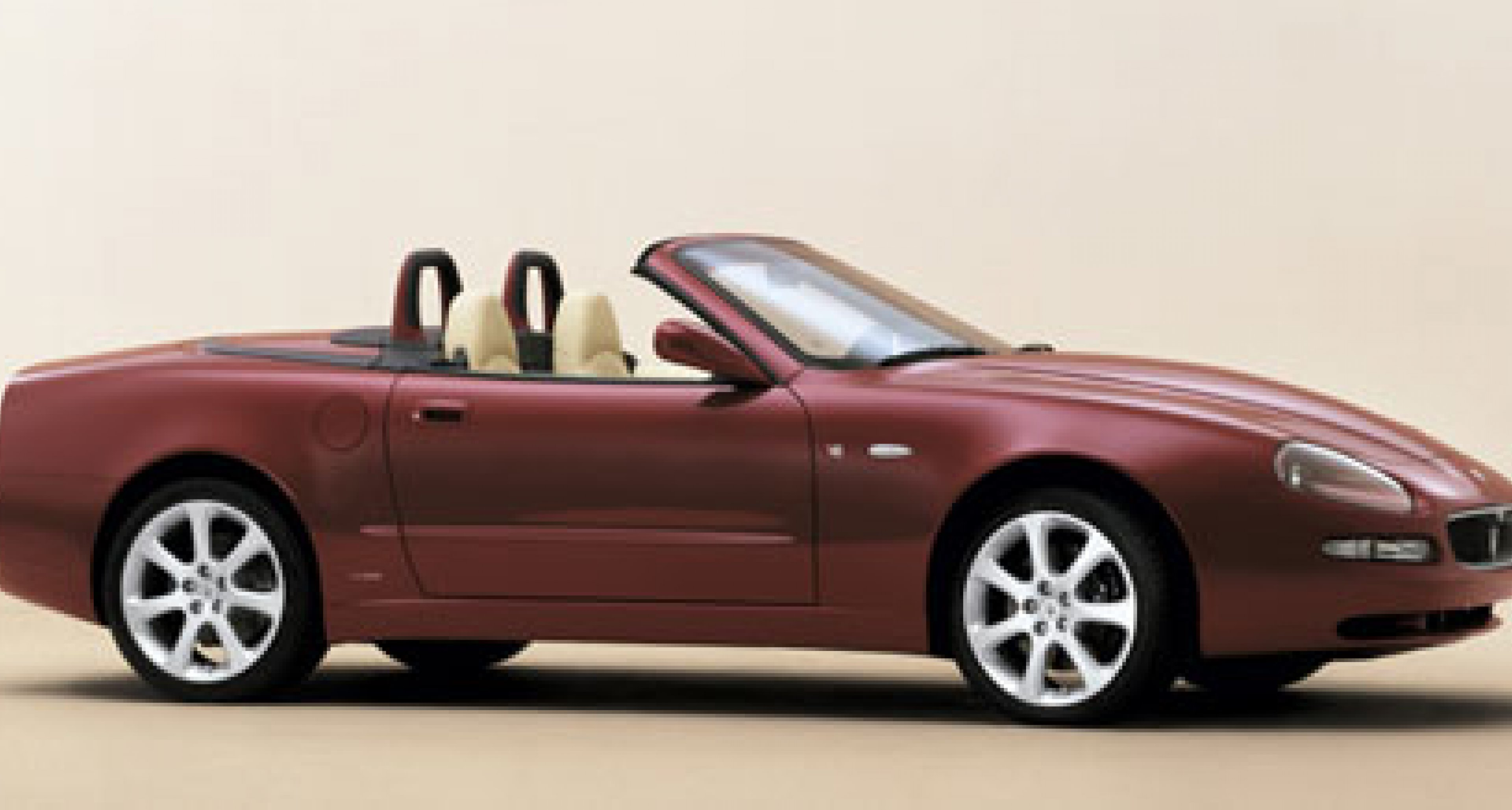 Maserati UK boosts specification and cuts prices for growth in 2004