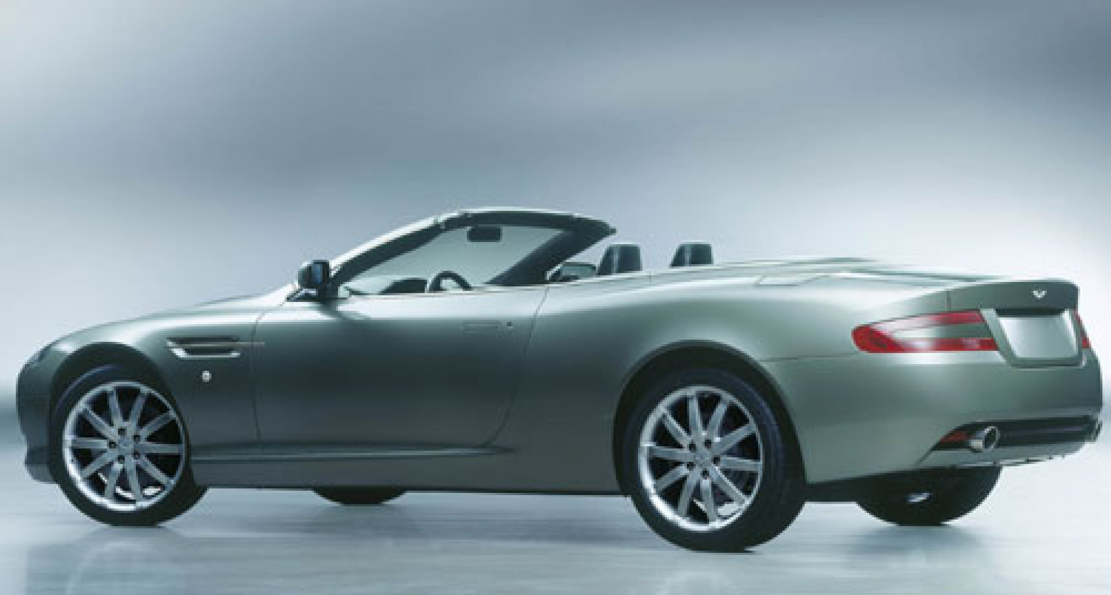 Aston Martin DB9: Tour durch Nordamerika